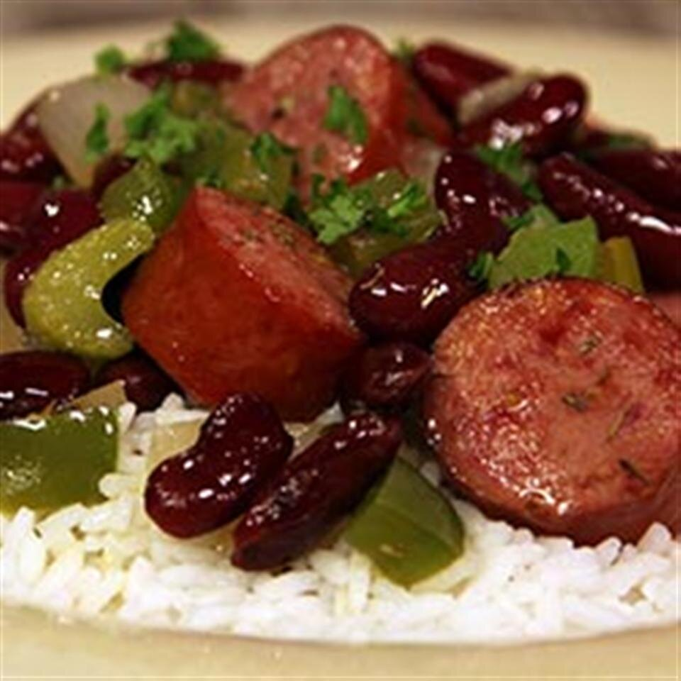red beans and rice from hillshire farm recipe