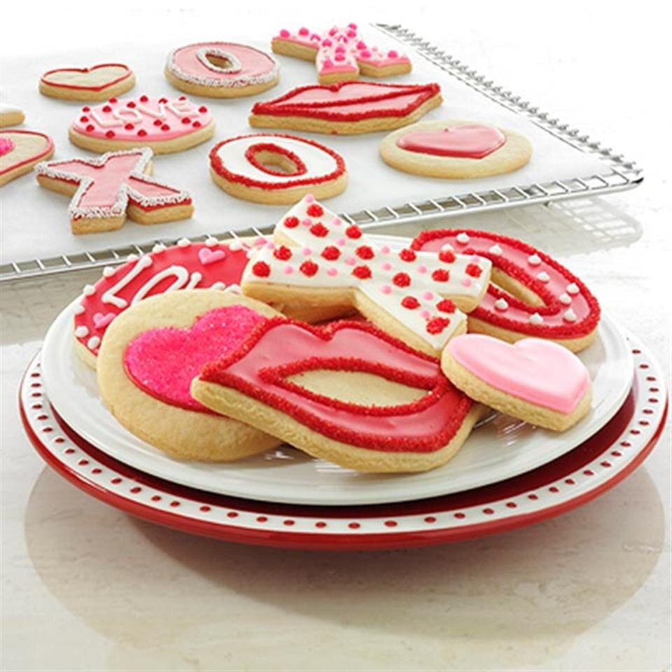 valentines day cookies from reynolds kitchens