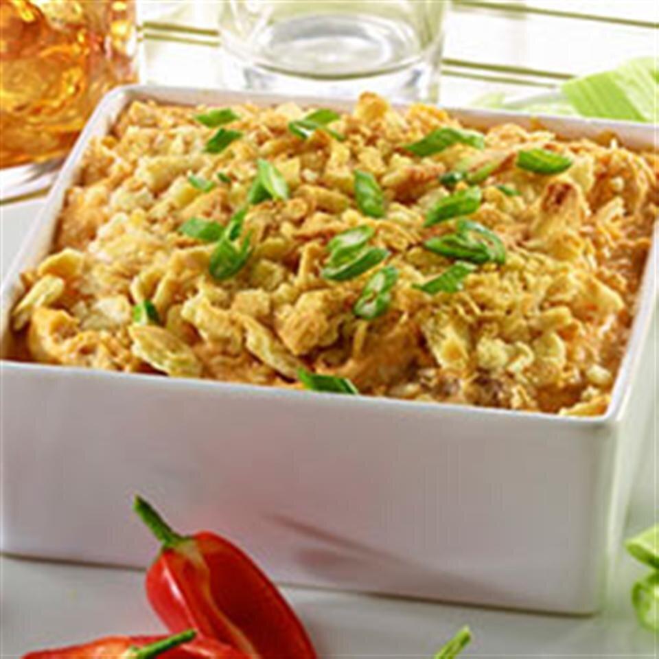 spicy buffalo chicken bake recipe