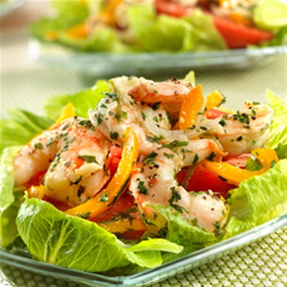 margarita shrimp salad from swanson