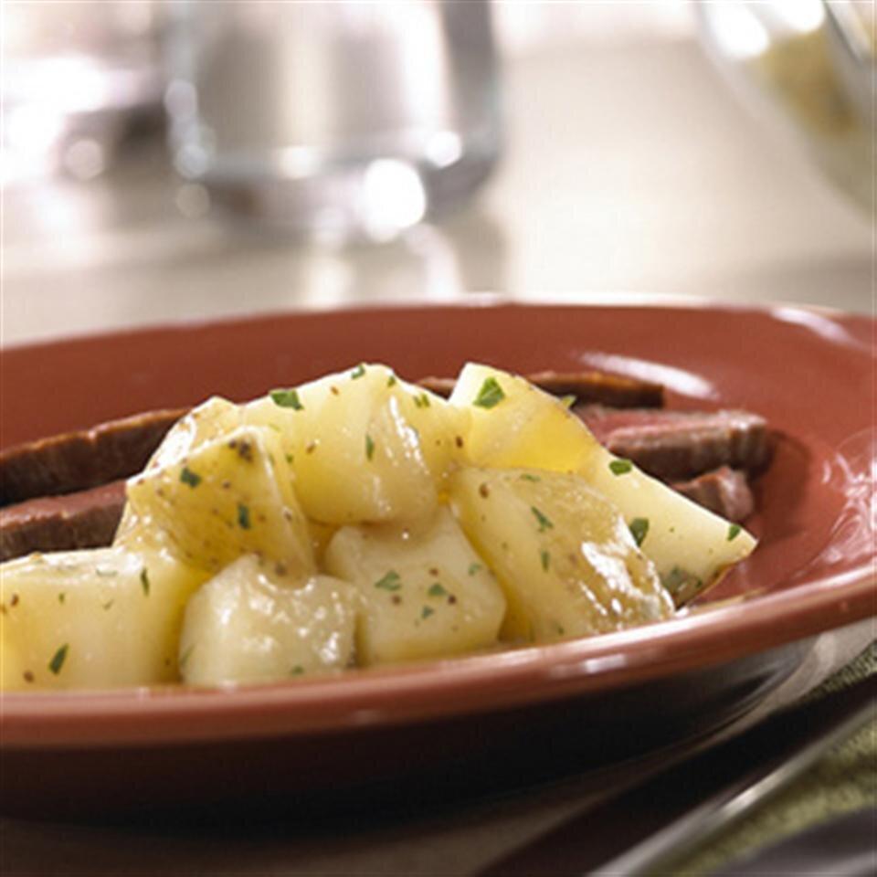 german potato salad from swanson