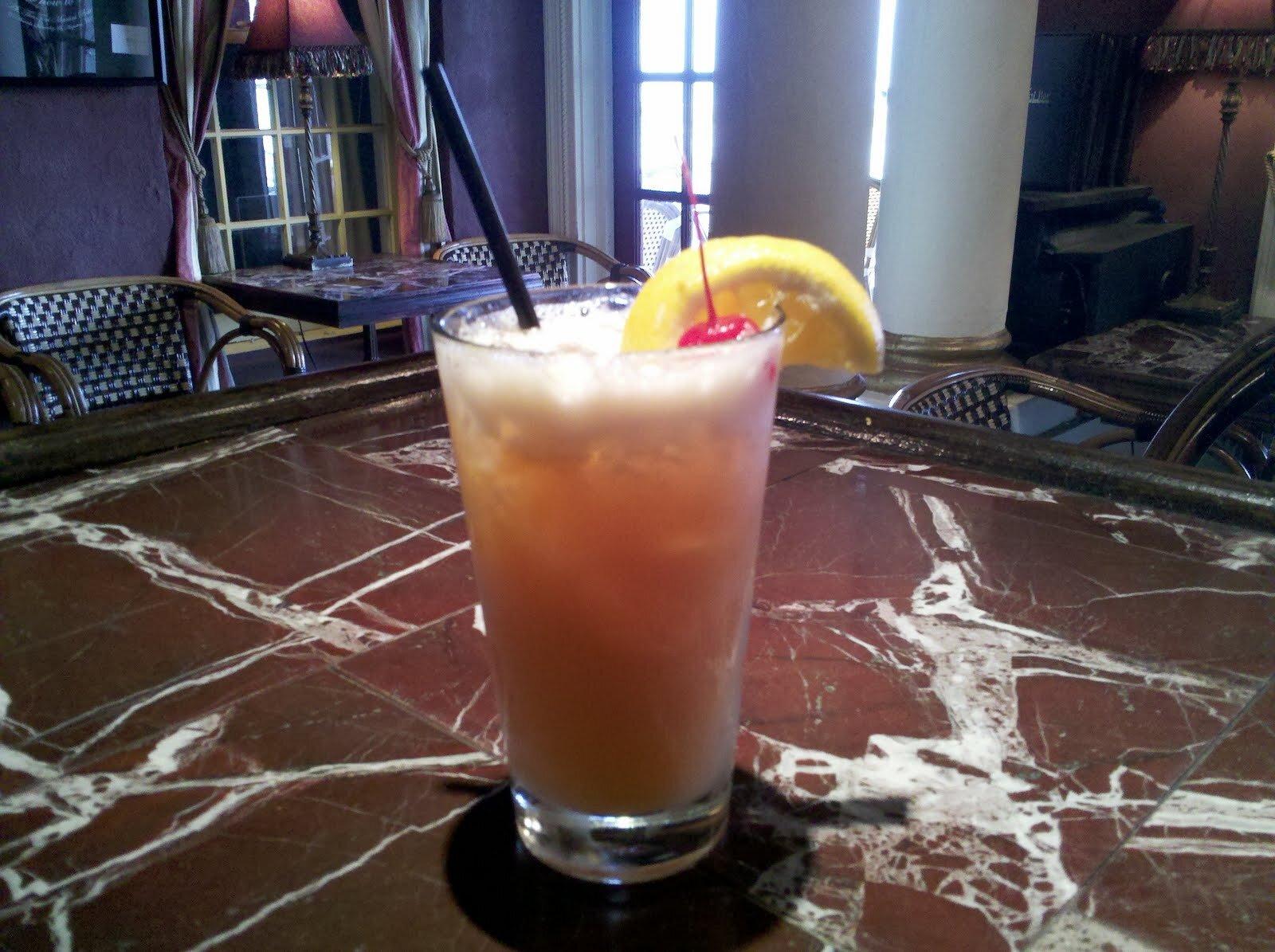 the real rum runner recipe