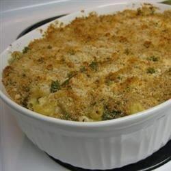 macaroni and cheese with cauliflower recipe