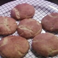 zesty lemon snickerdoodles recipe
