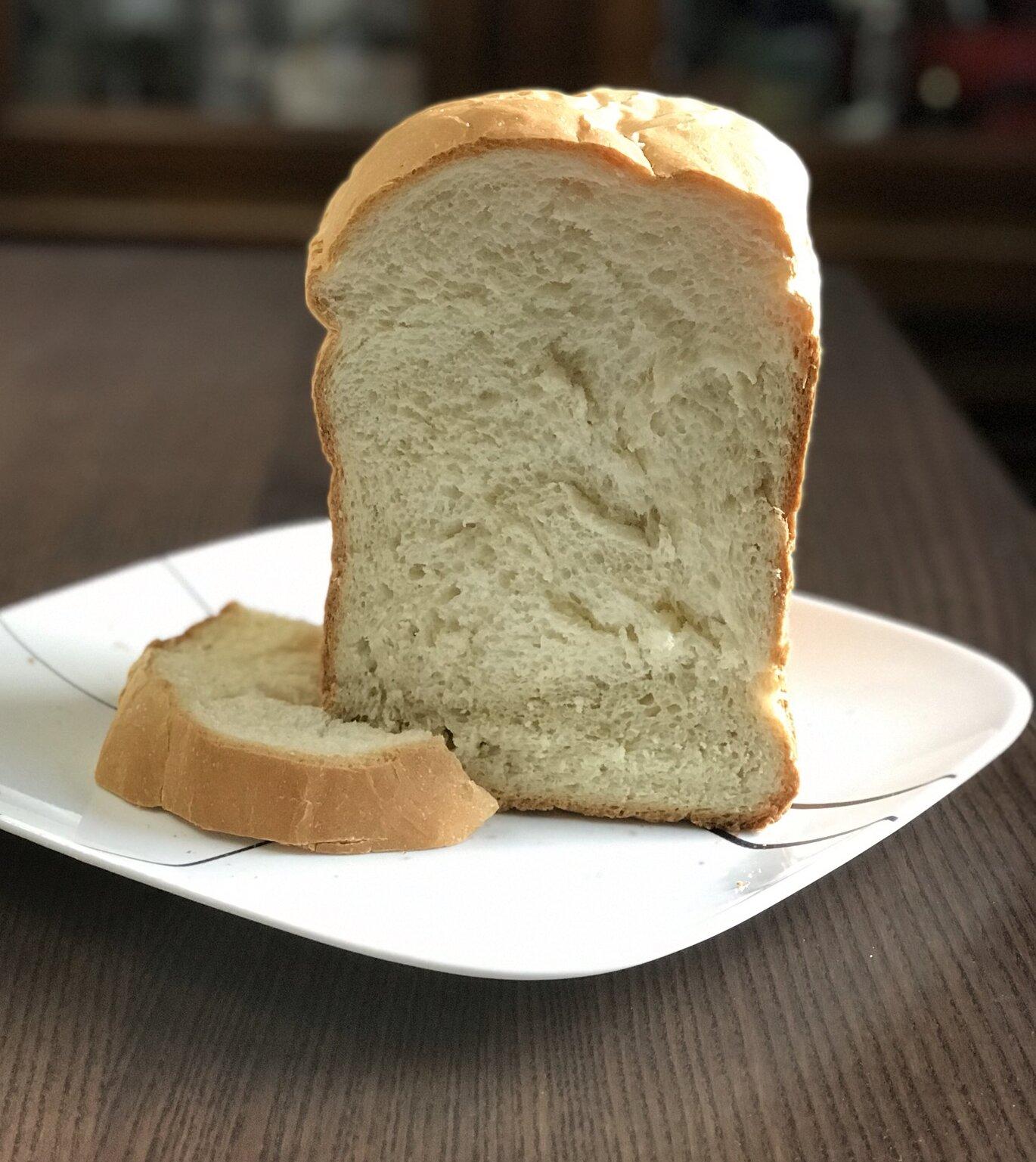 rons bread machine white recipe