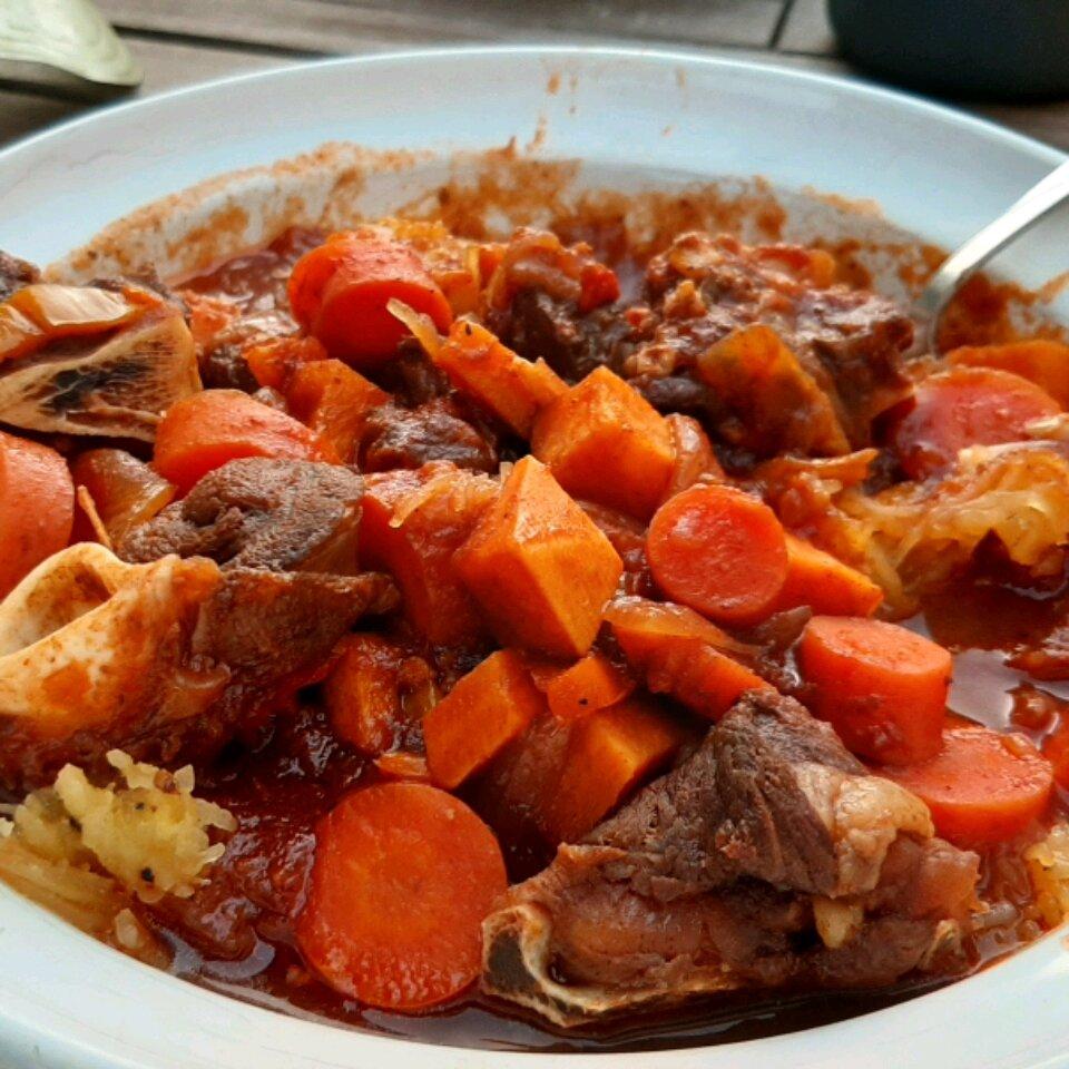 goat stew recipe