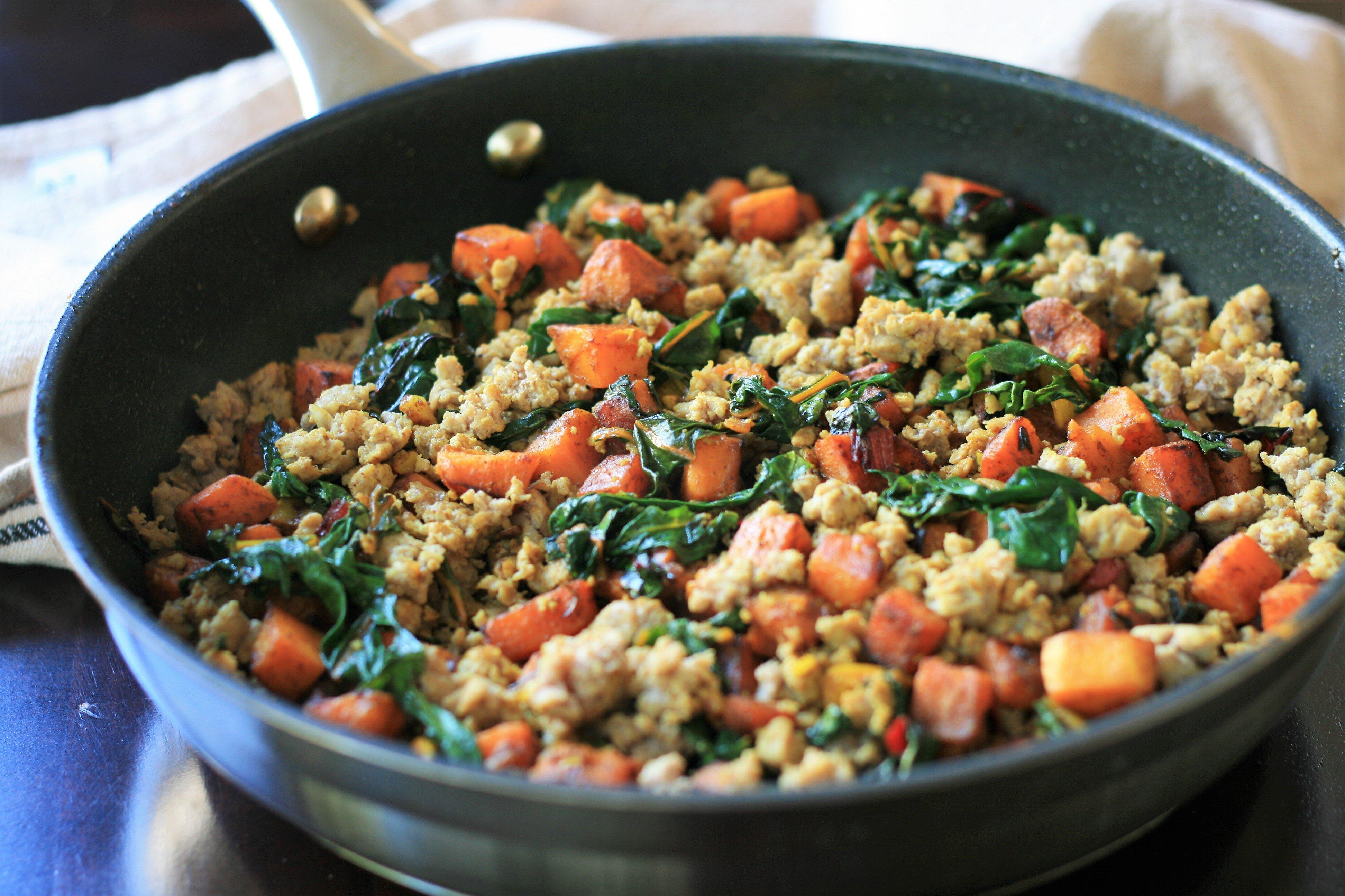 moroccan breakfast skillet recipe