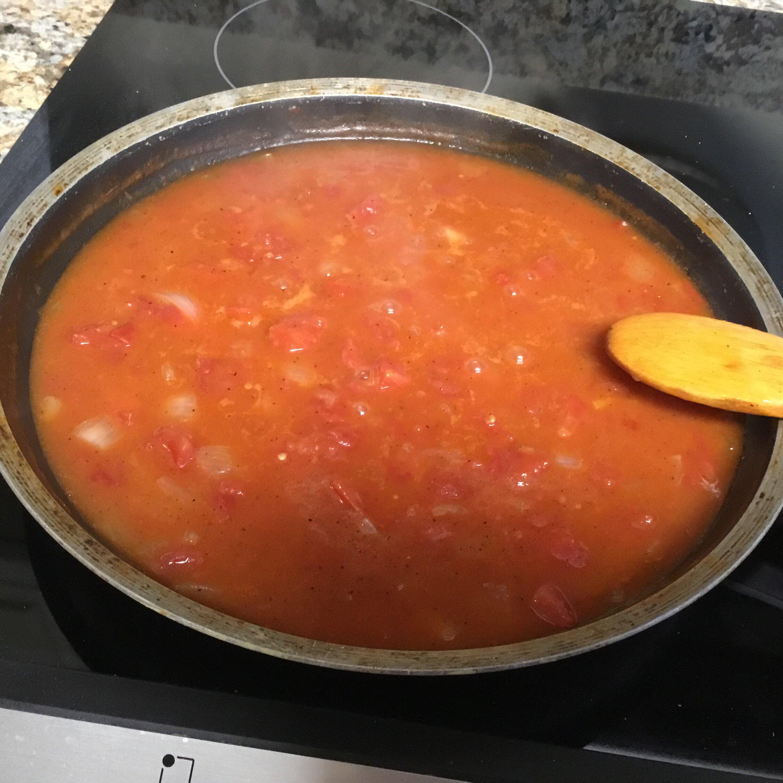 ricks tomato gravy recipe