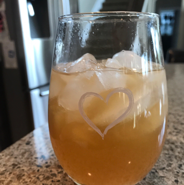 homemade peach tea recipe