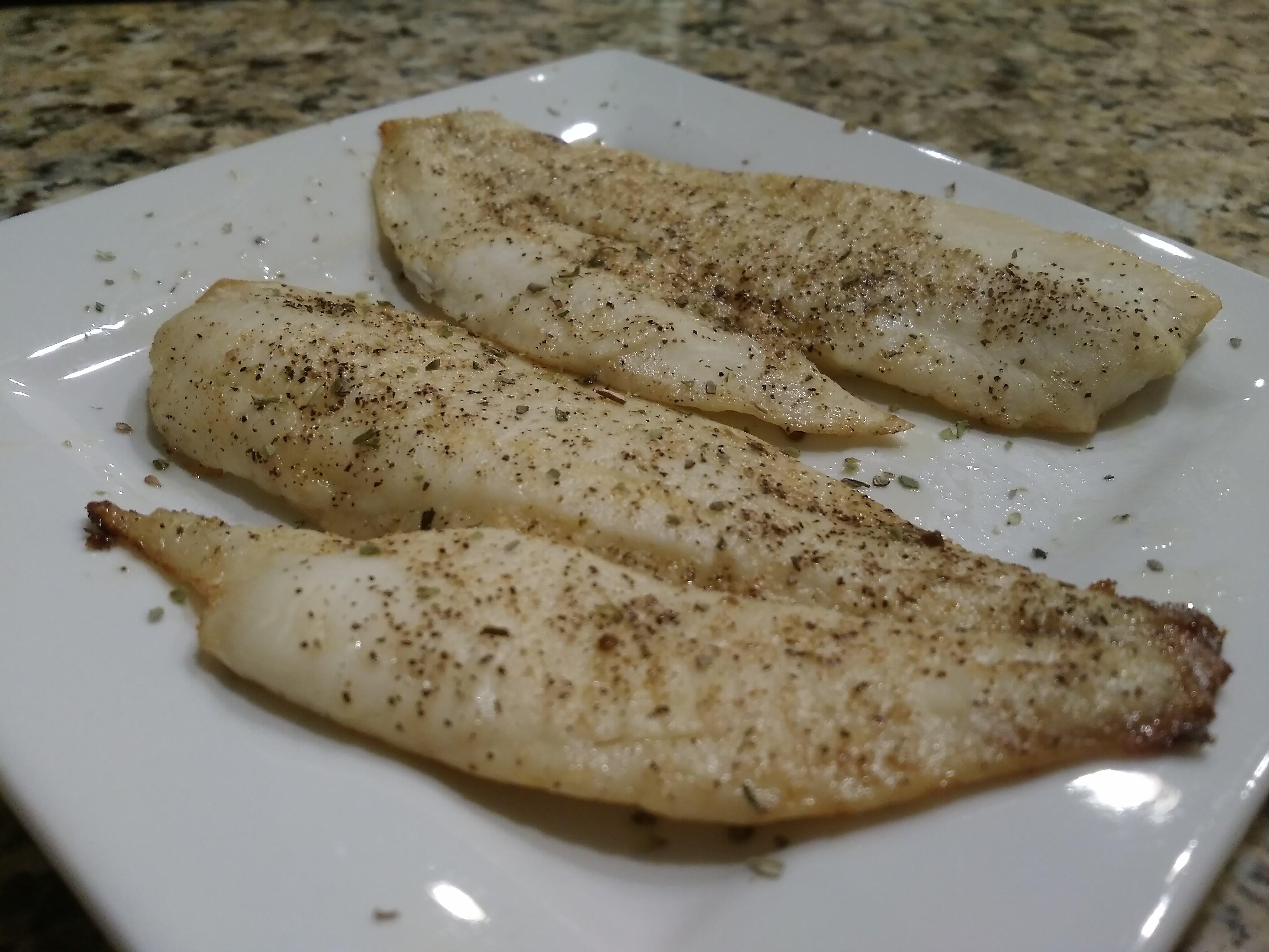 baked fish fillets recipe