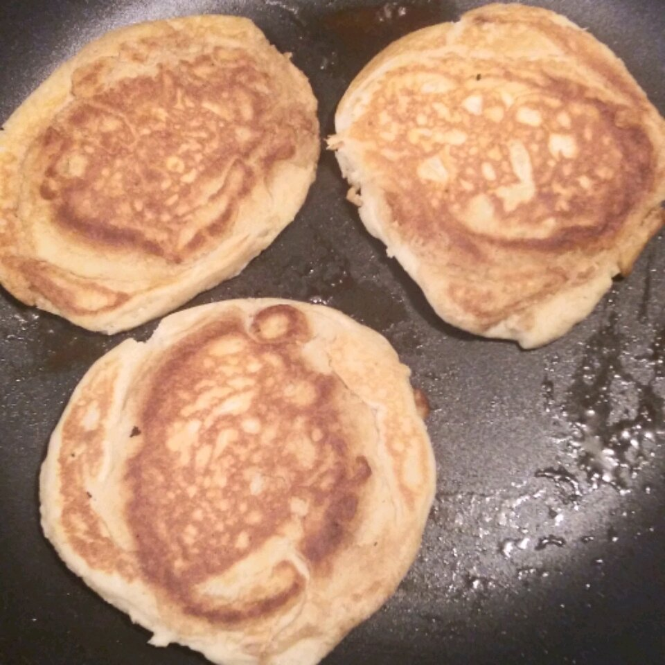 creamy peanut butter pancakes recipe
