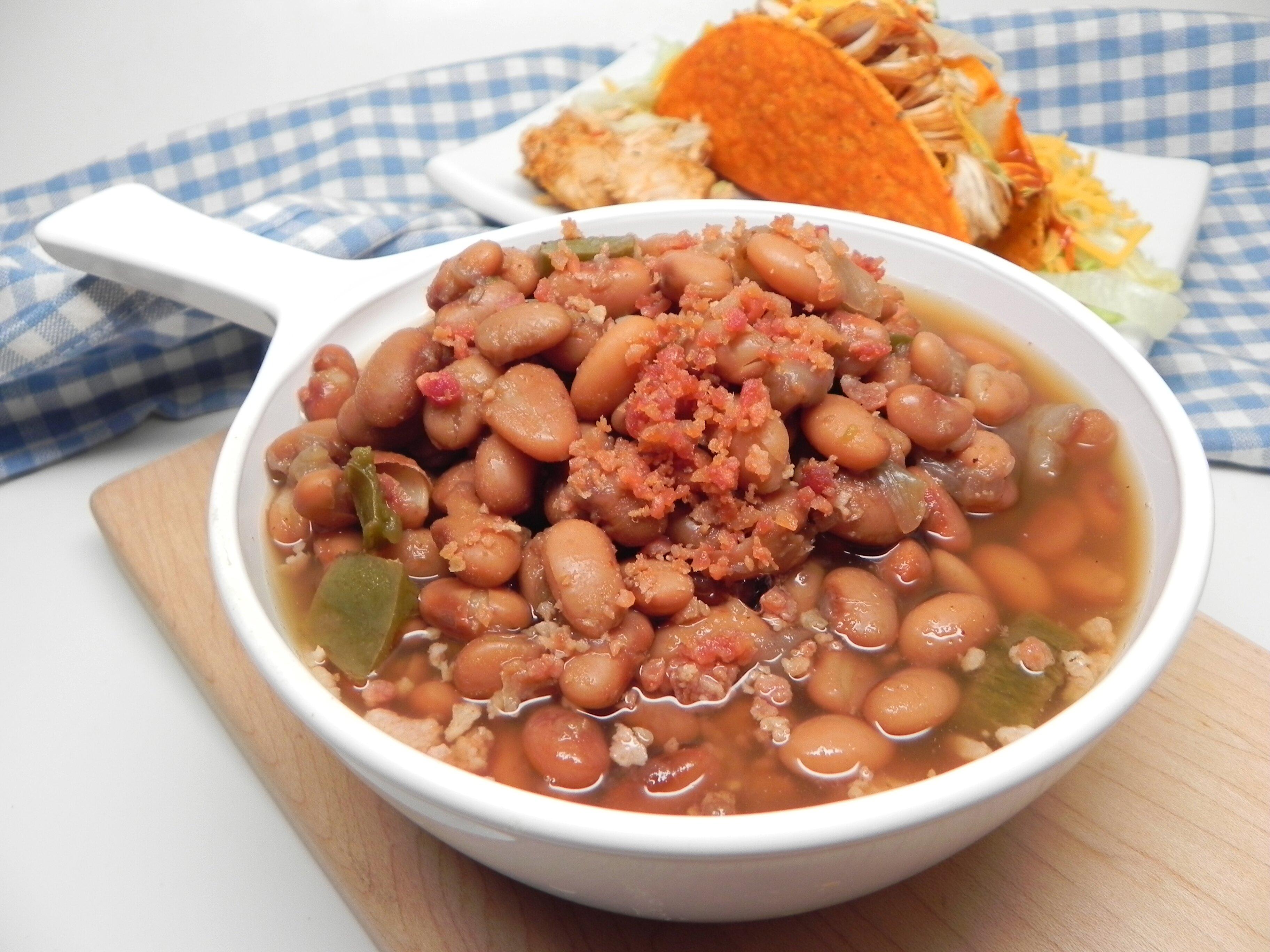 instant pot pinto beans no soaking recipe
