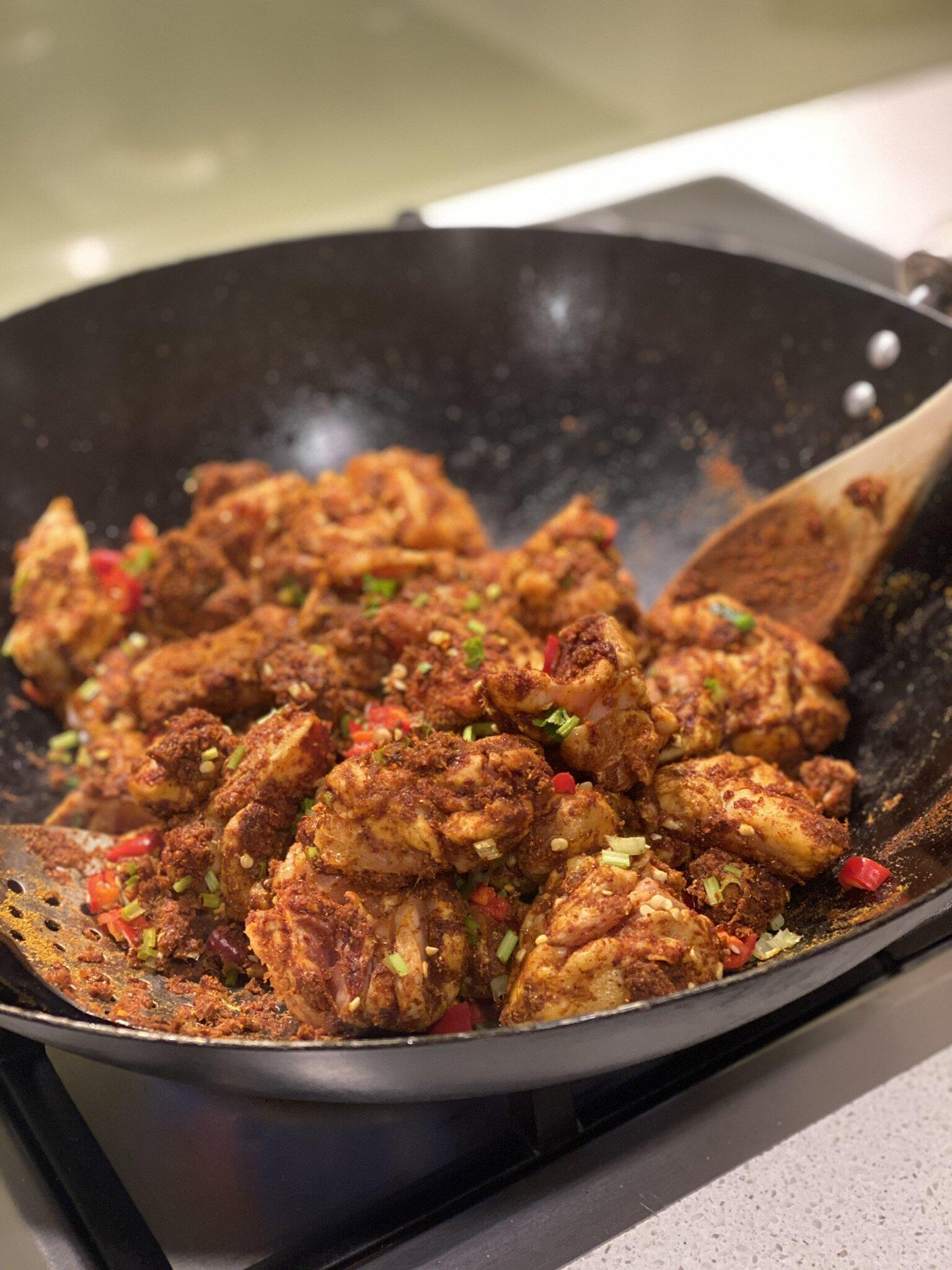 als burmese chicken curry recipe