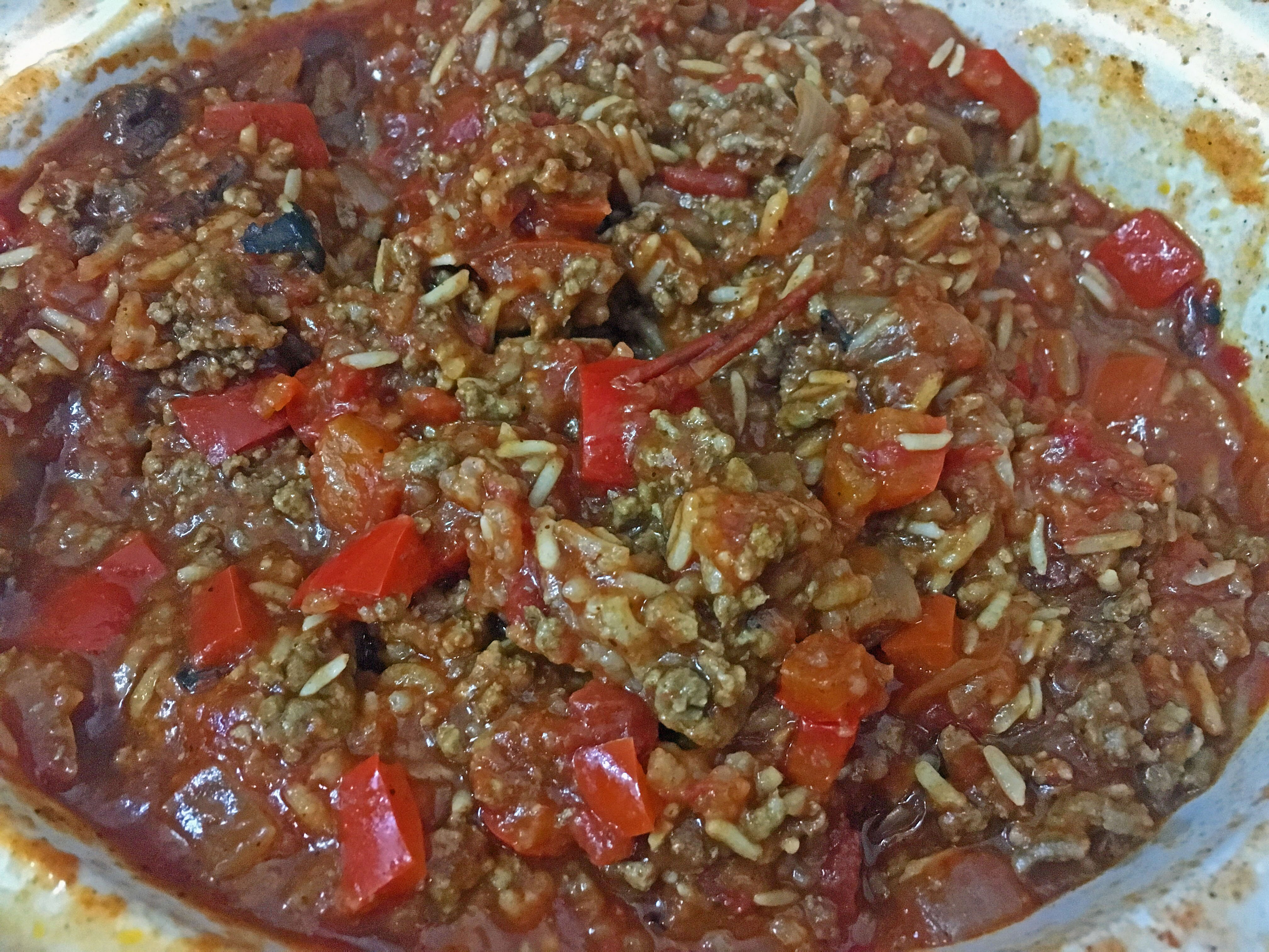 easy slow cooker spanish rice recipe