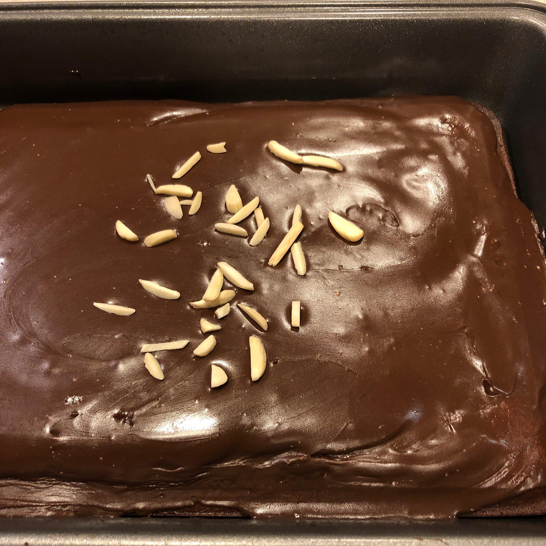 chocolate sheet cake iii recipe