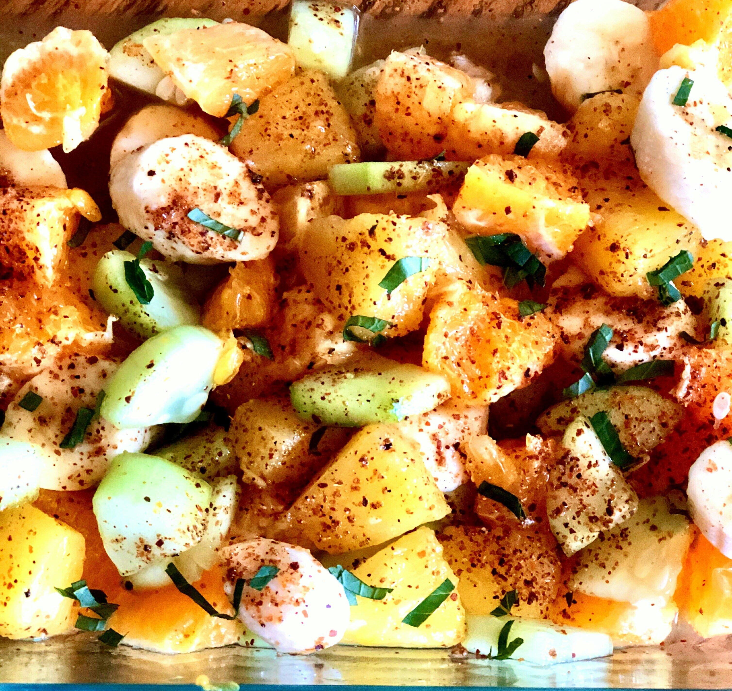 tajin fruit salad recipe