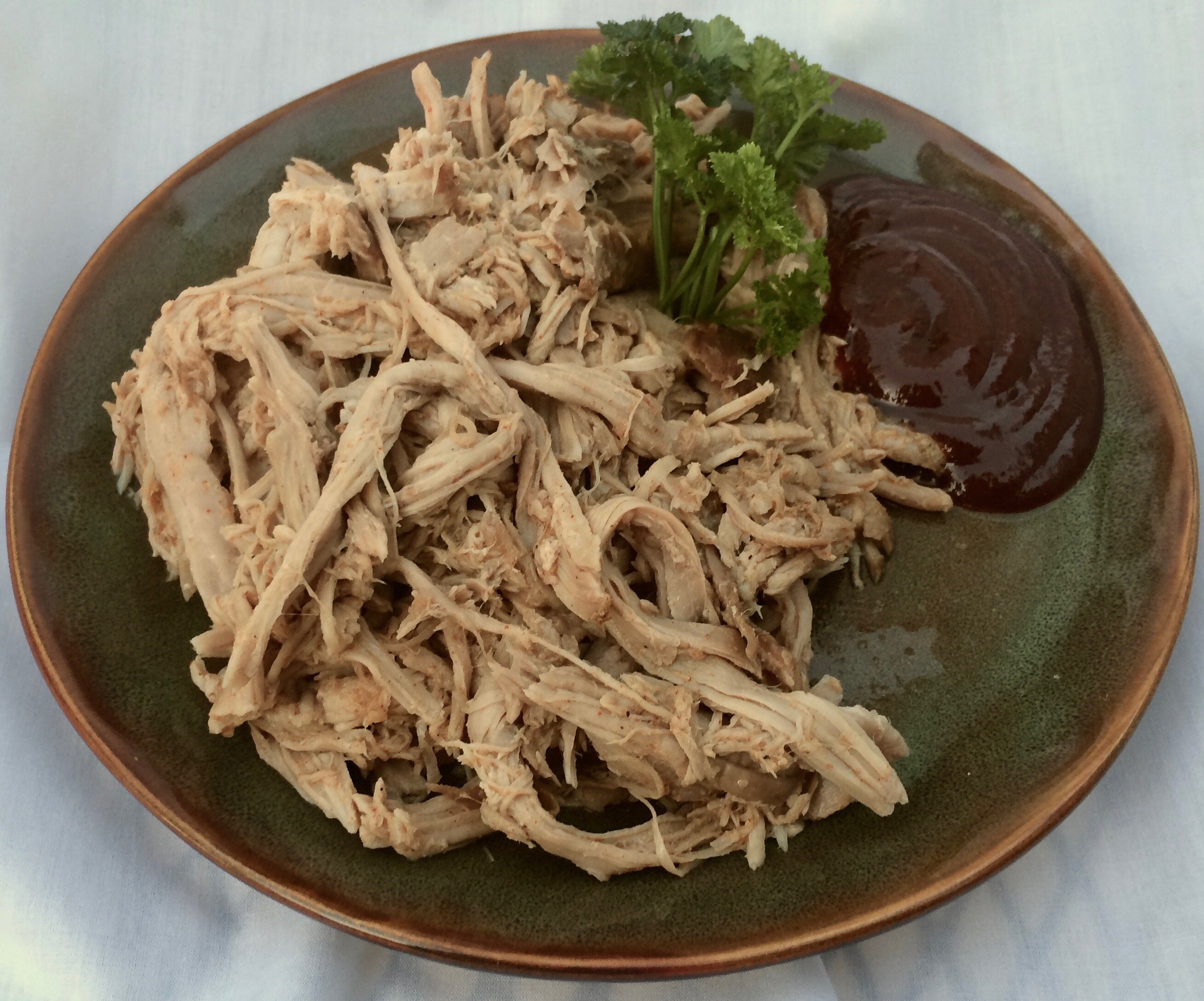 keto pulled pork for the slow cooker recipe