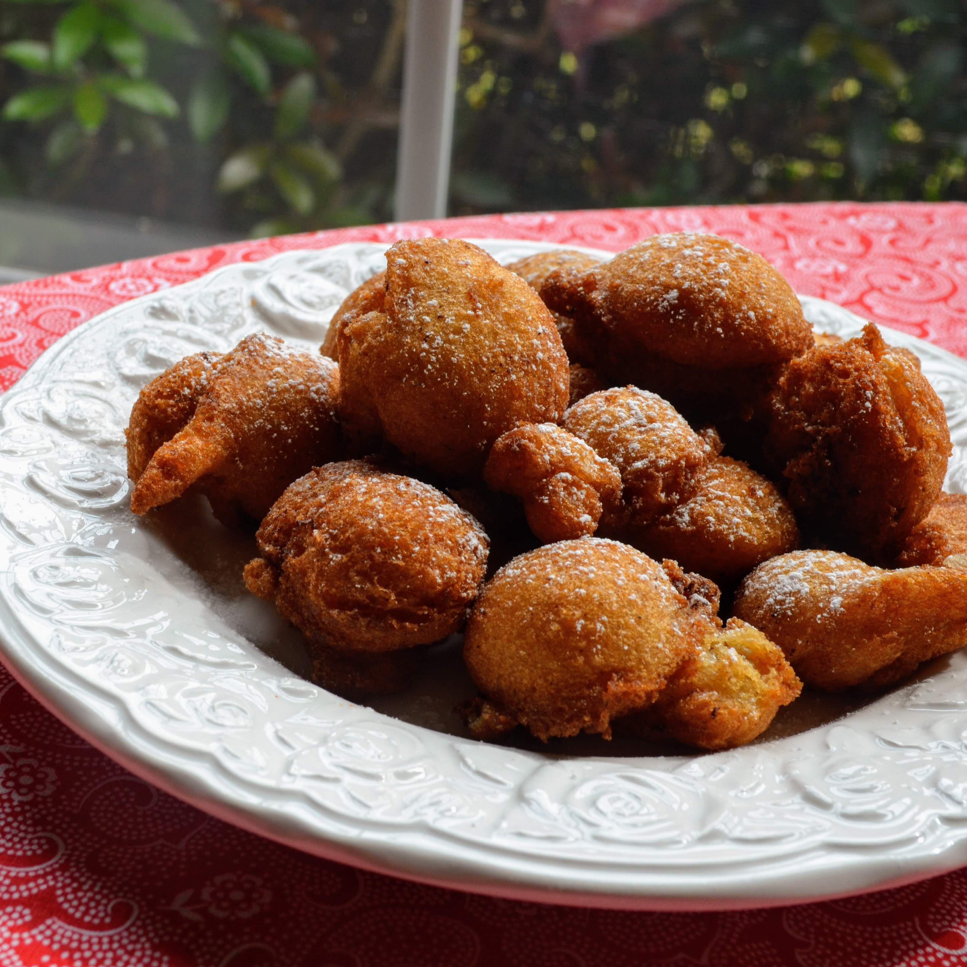 grandmas cake doughnuts recipe