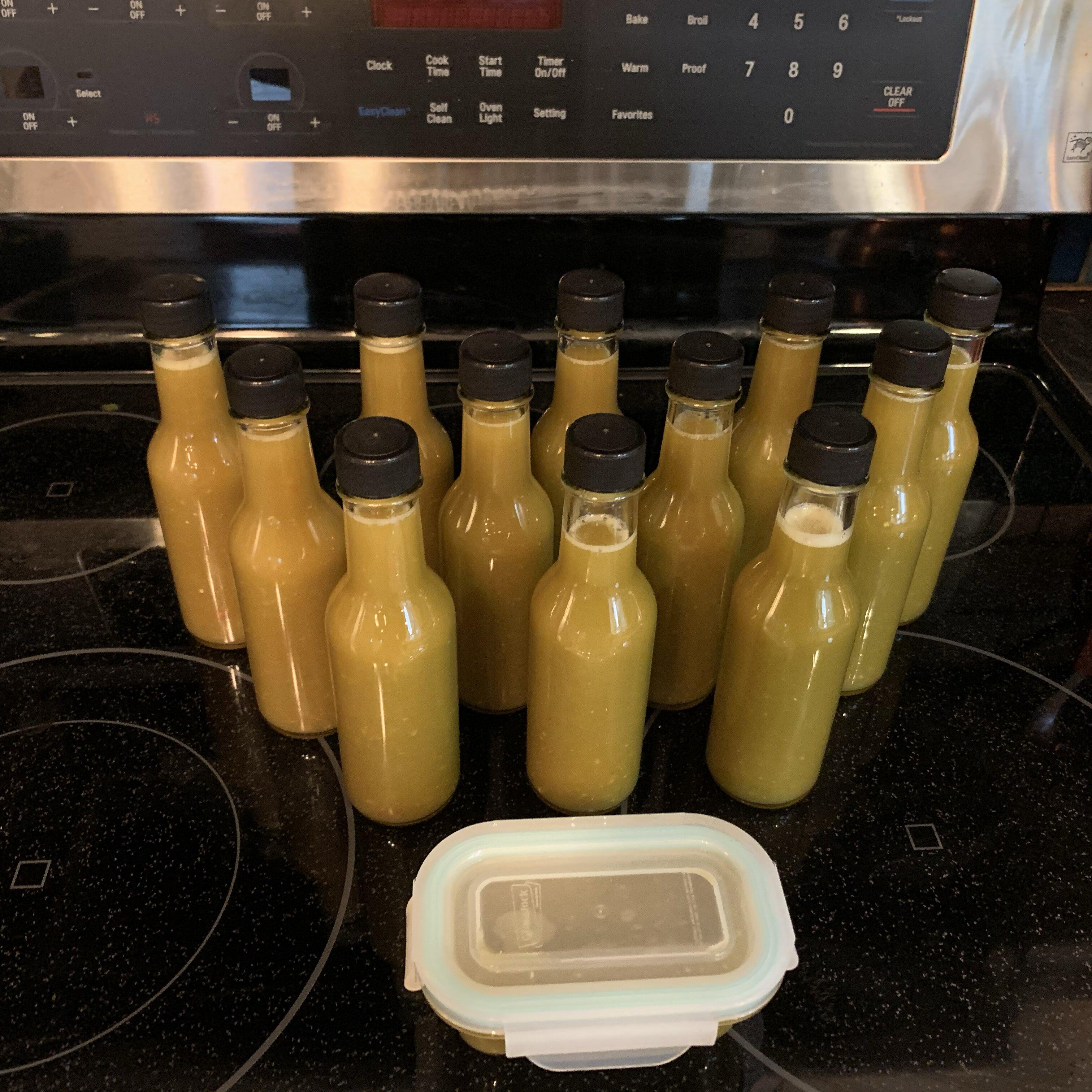 serrano hot sauce recipe