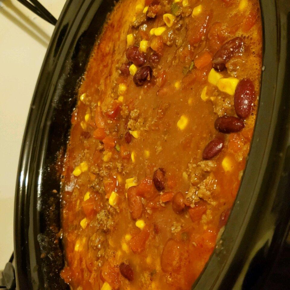 elk chili recipe