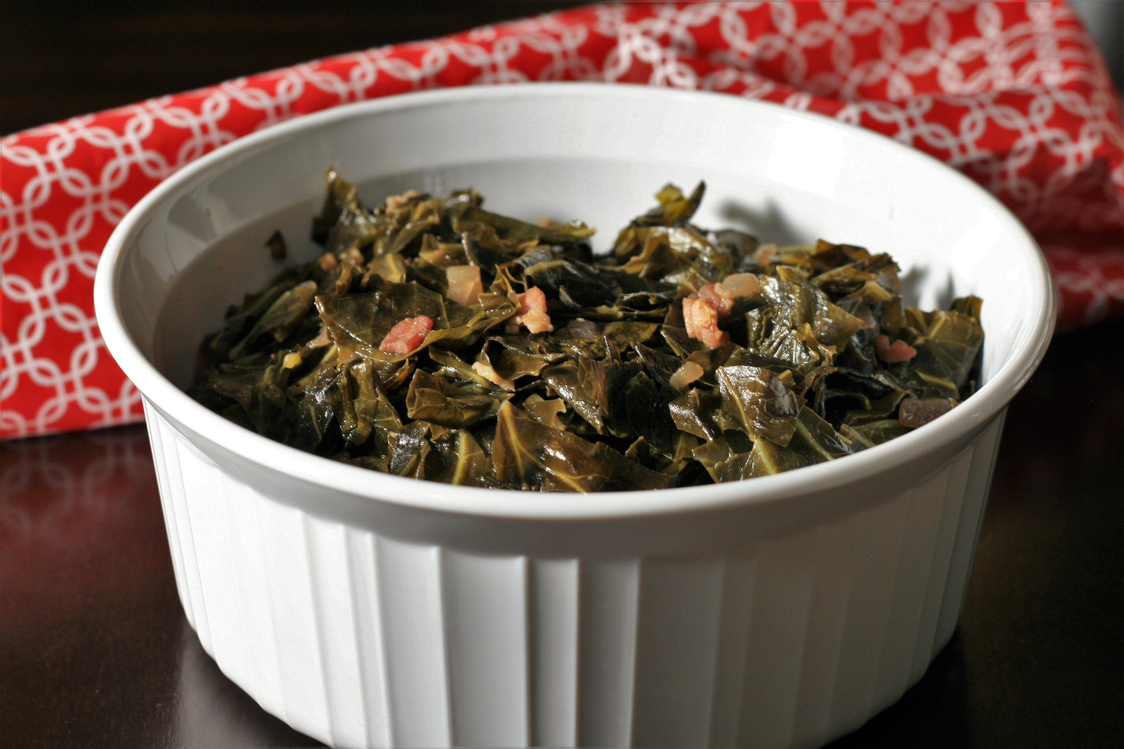 grandmas collard greens recipe
