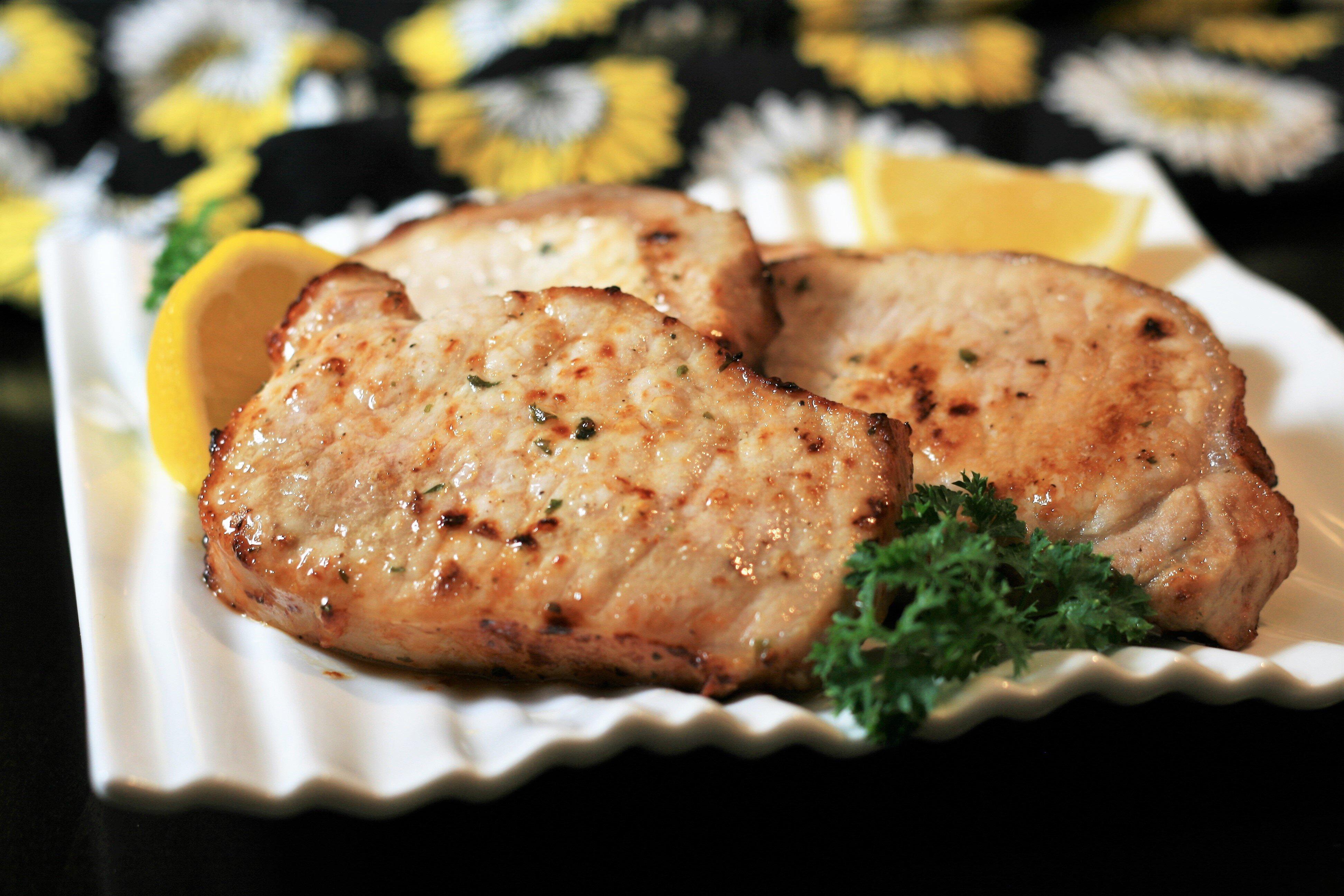 air fryer ranch pork chops recipe