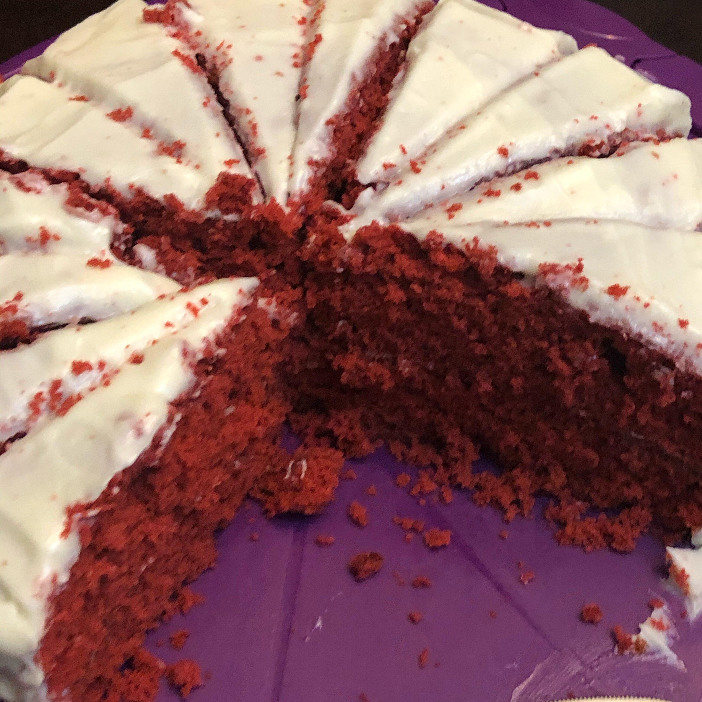 ravishing red velvet cake recipe