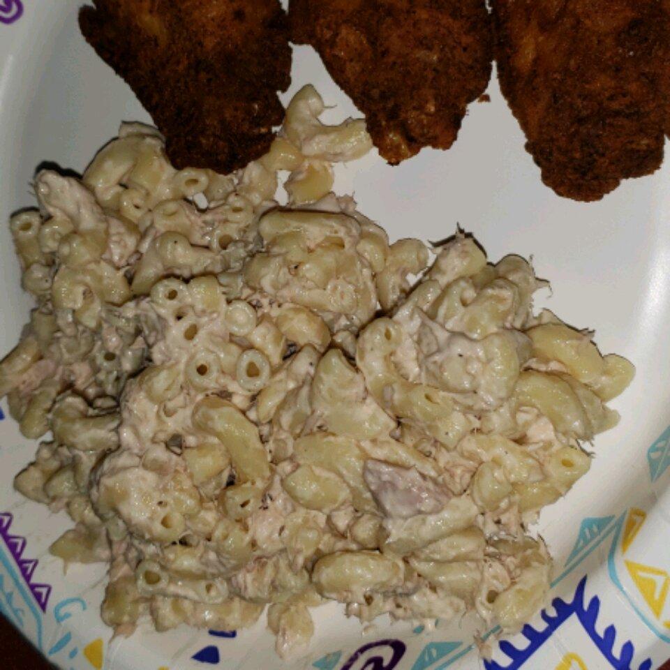 macaroni and tuna fish salad recipe