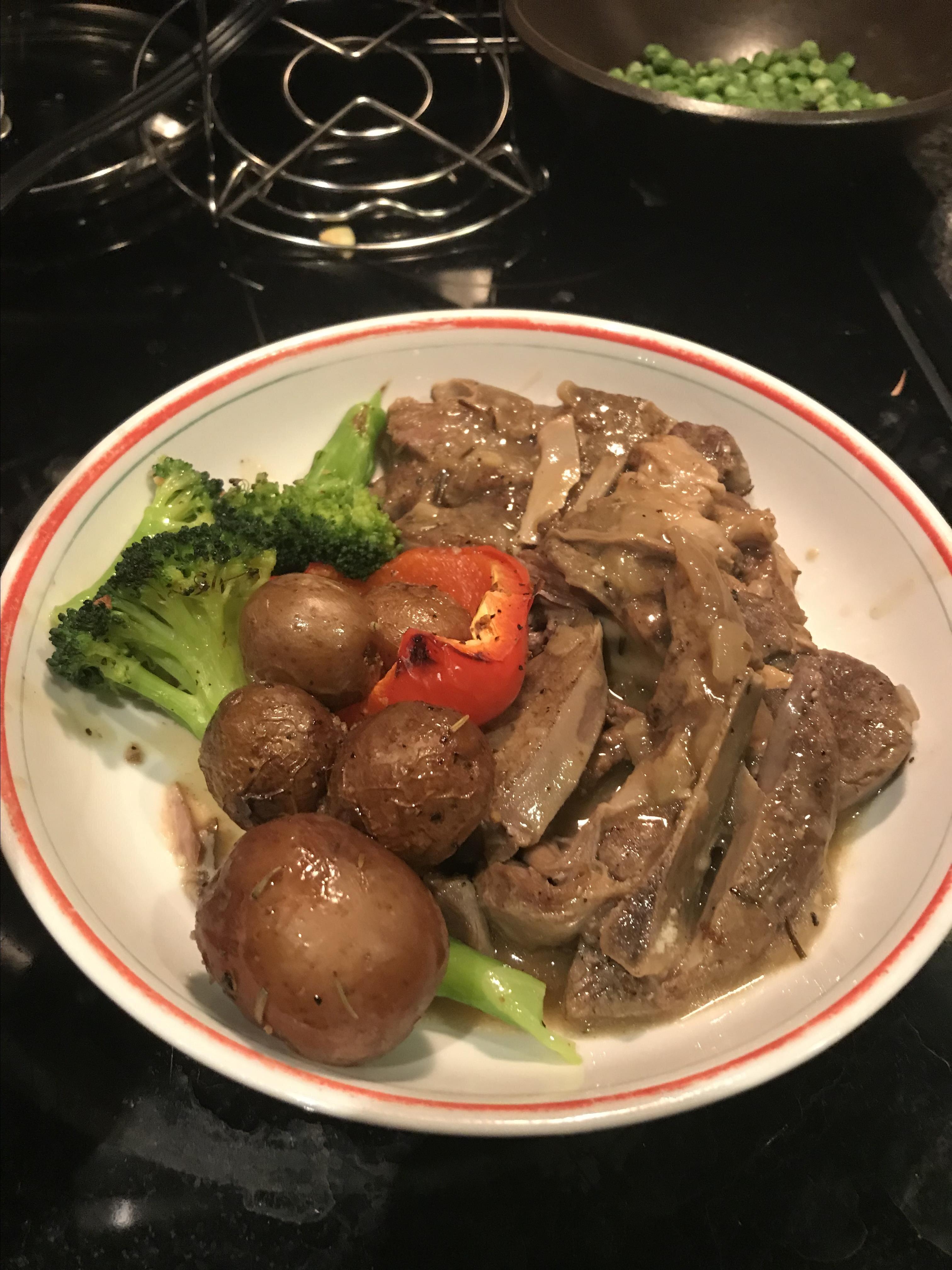 instant pot lamb shoulder chops recipe