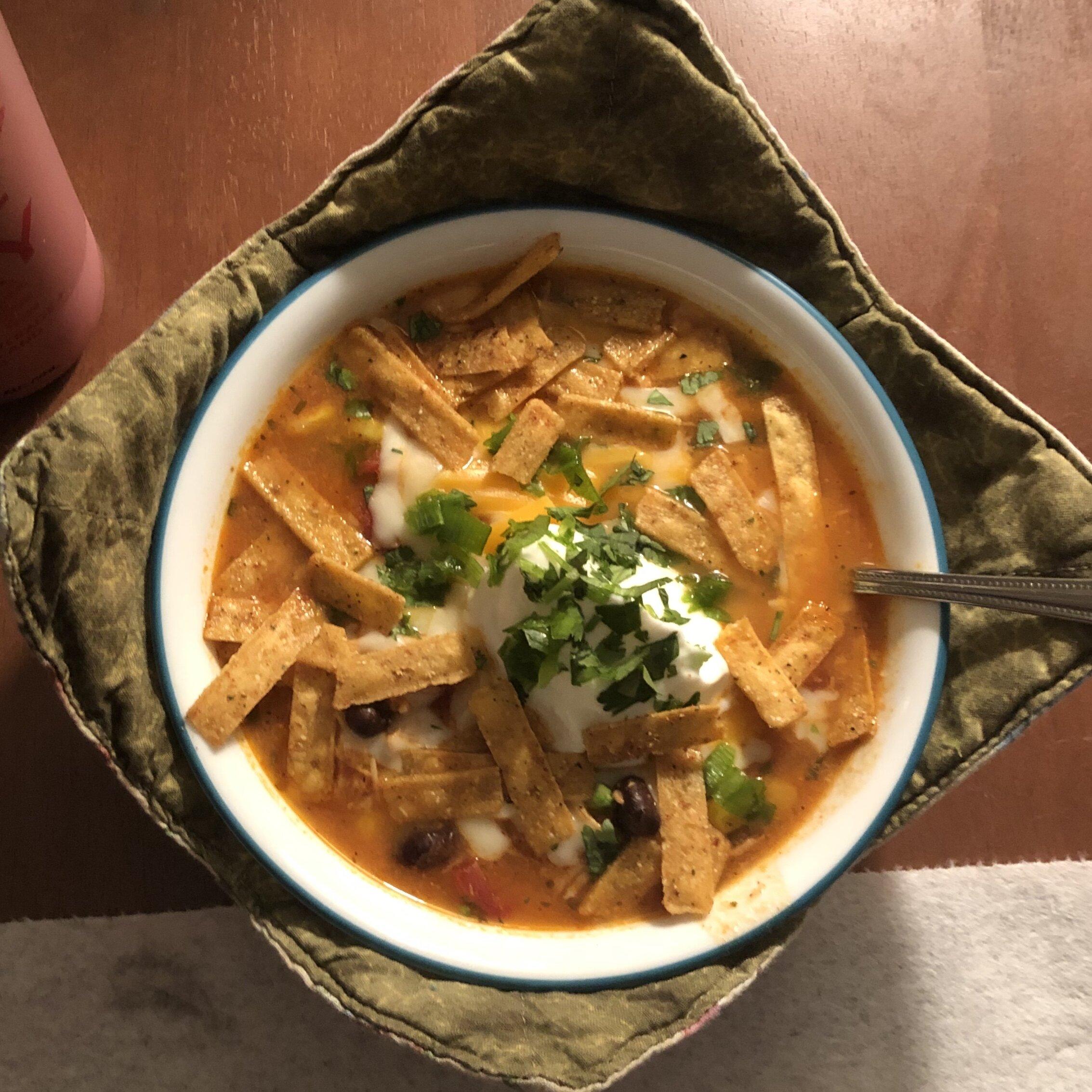 tex mex turkey soup recipe