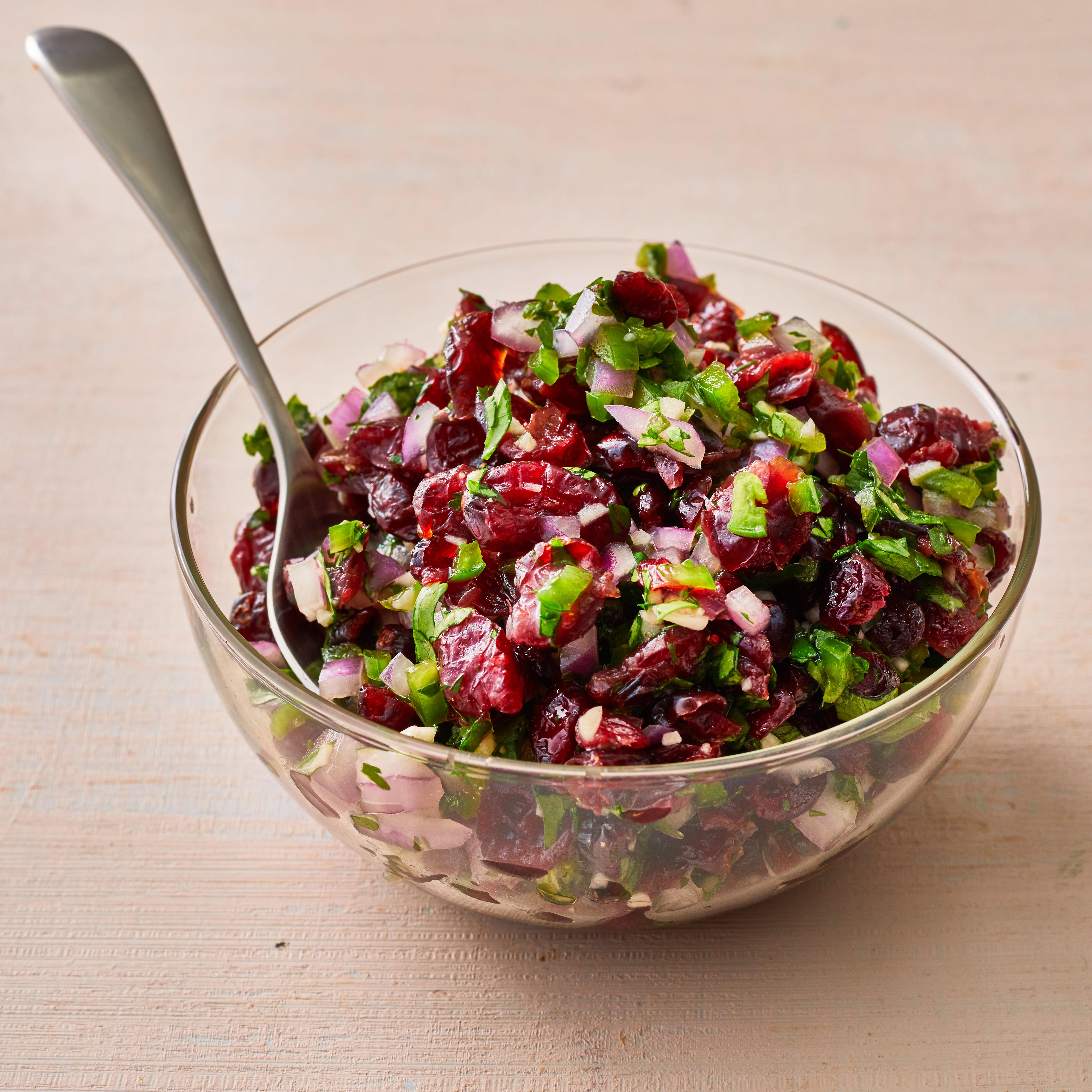 cranberry jalapeno relish recipe
