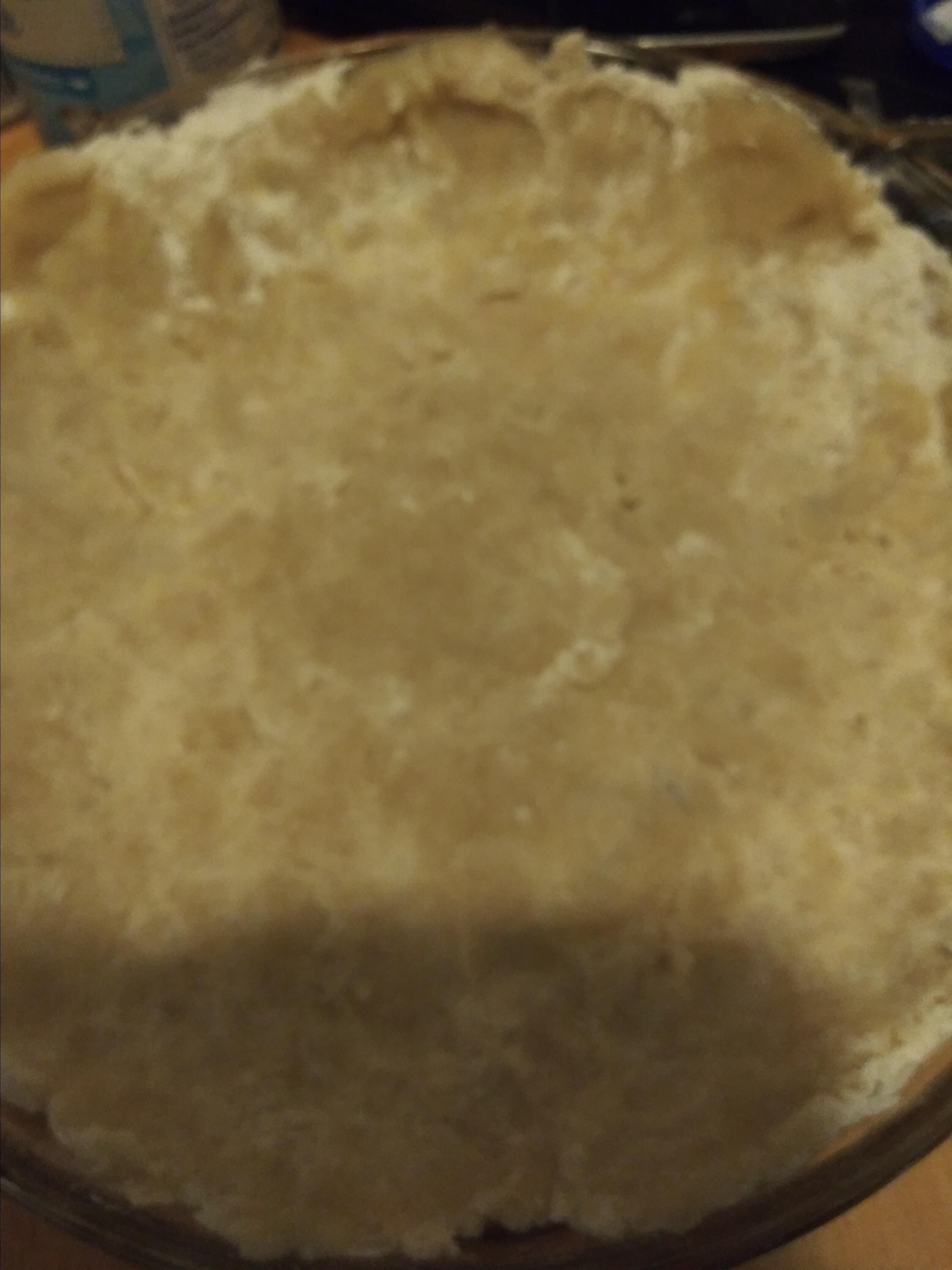 no roll pie crust ii recipe
