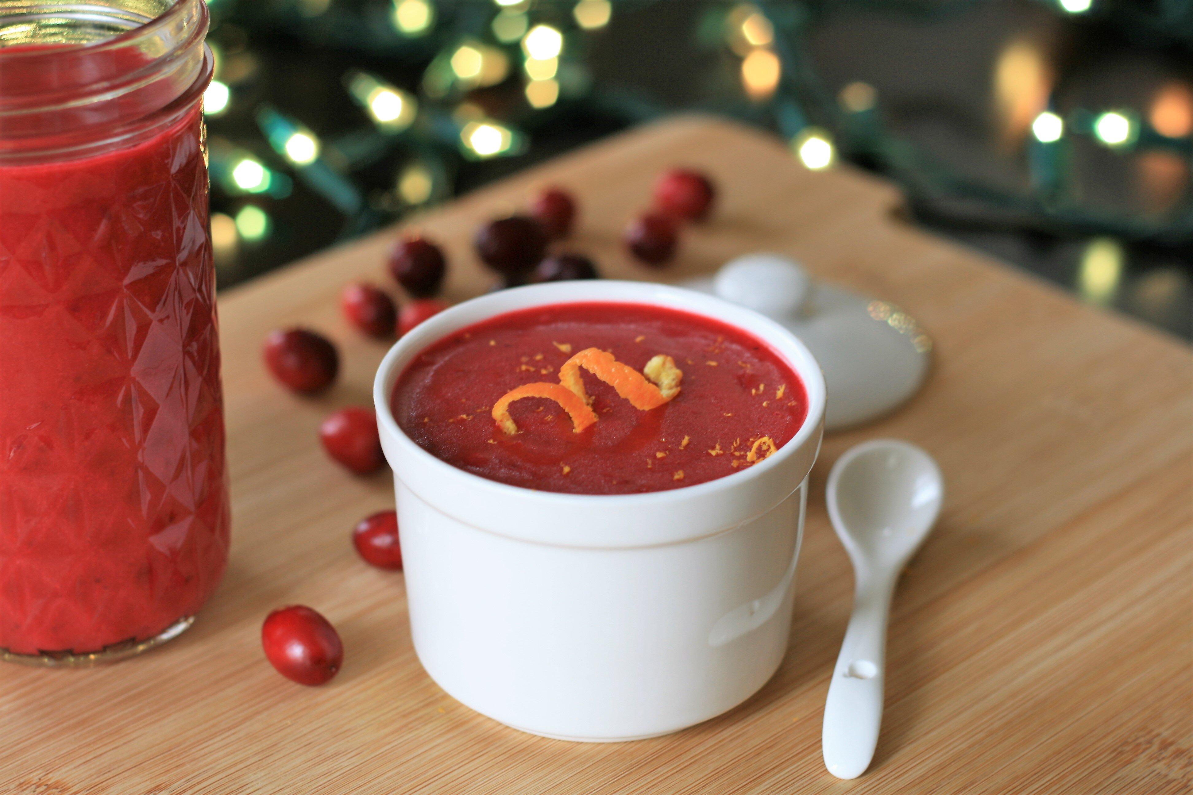 cranberry orange curd recipe