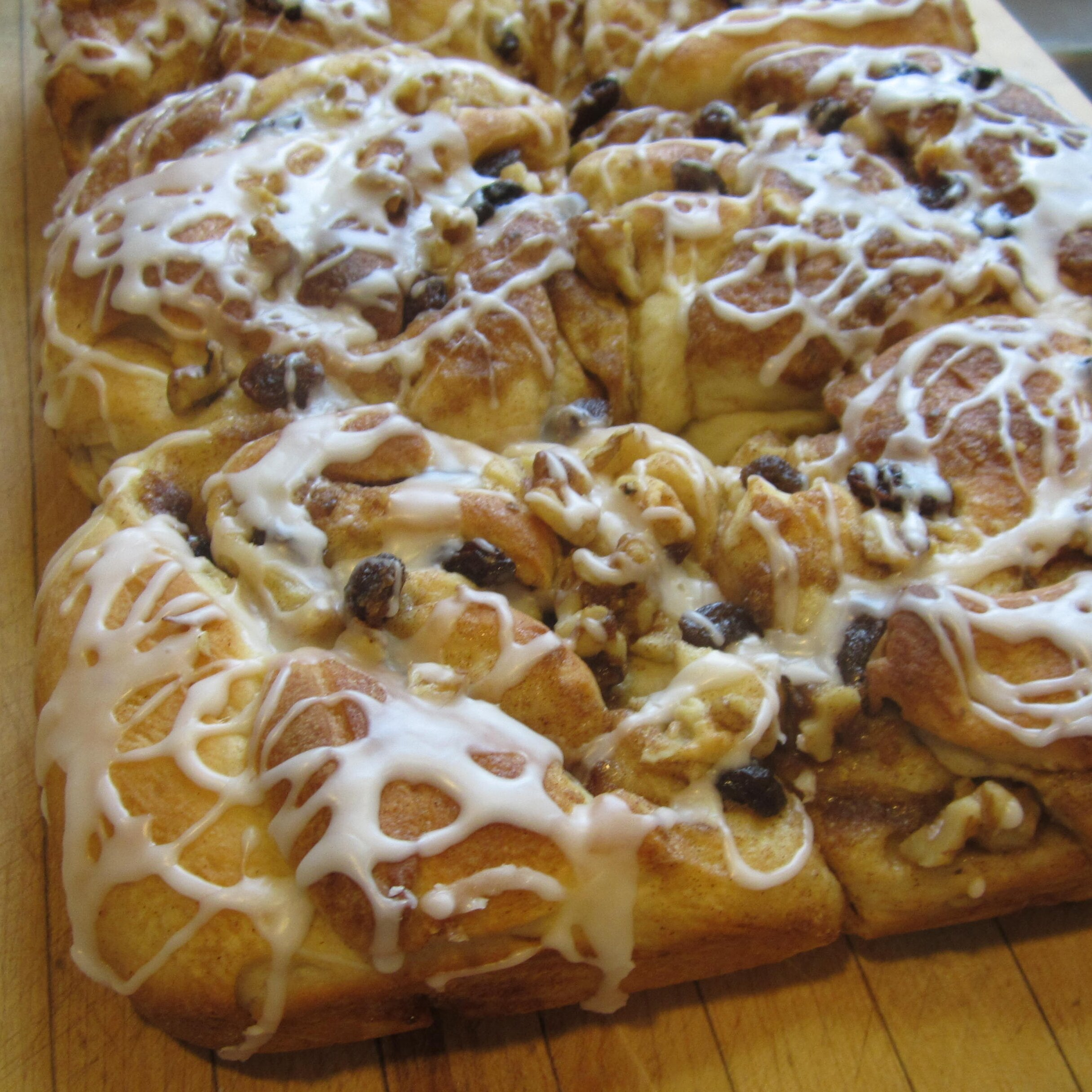 agathas oversized cinnamon rolls recipe