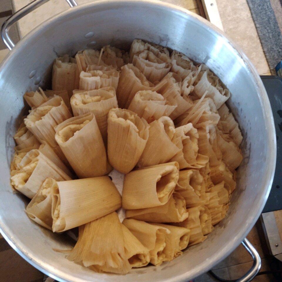 sweet pineapple tamales recipe
