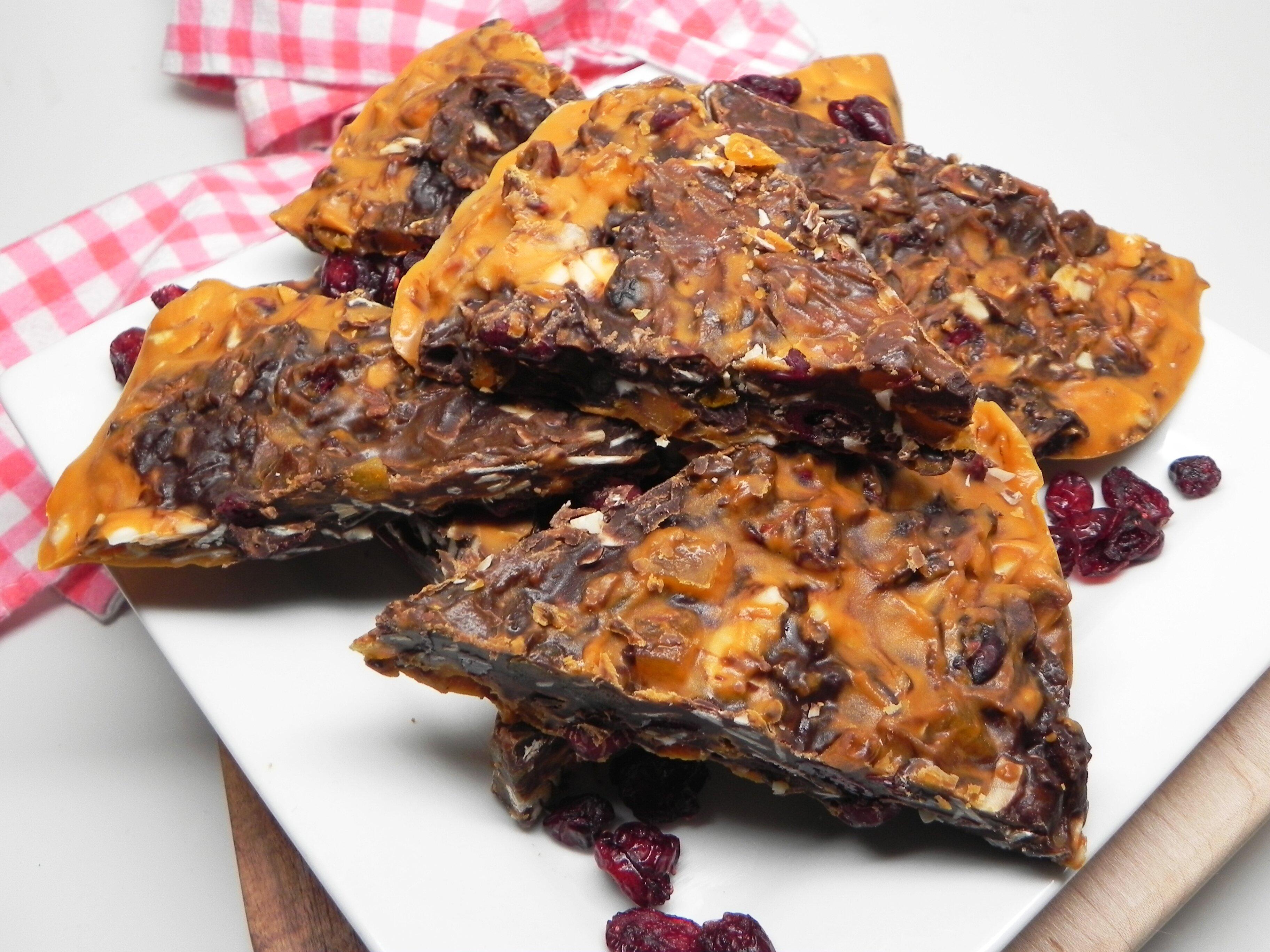 cranberry bark recipe