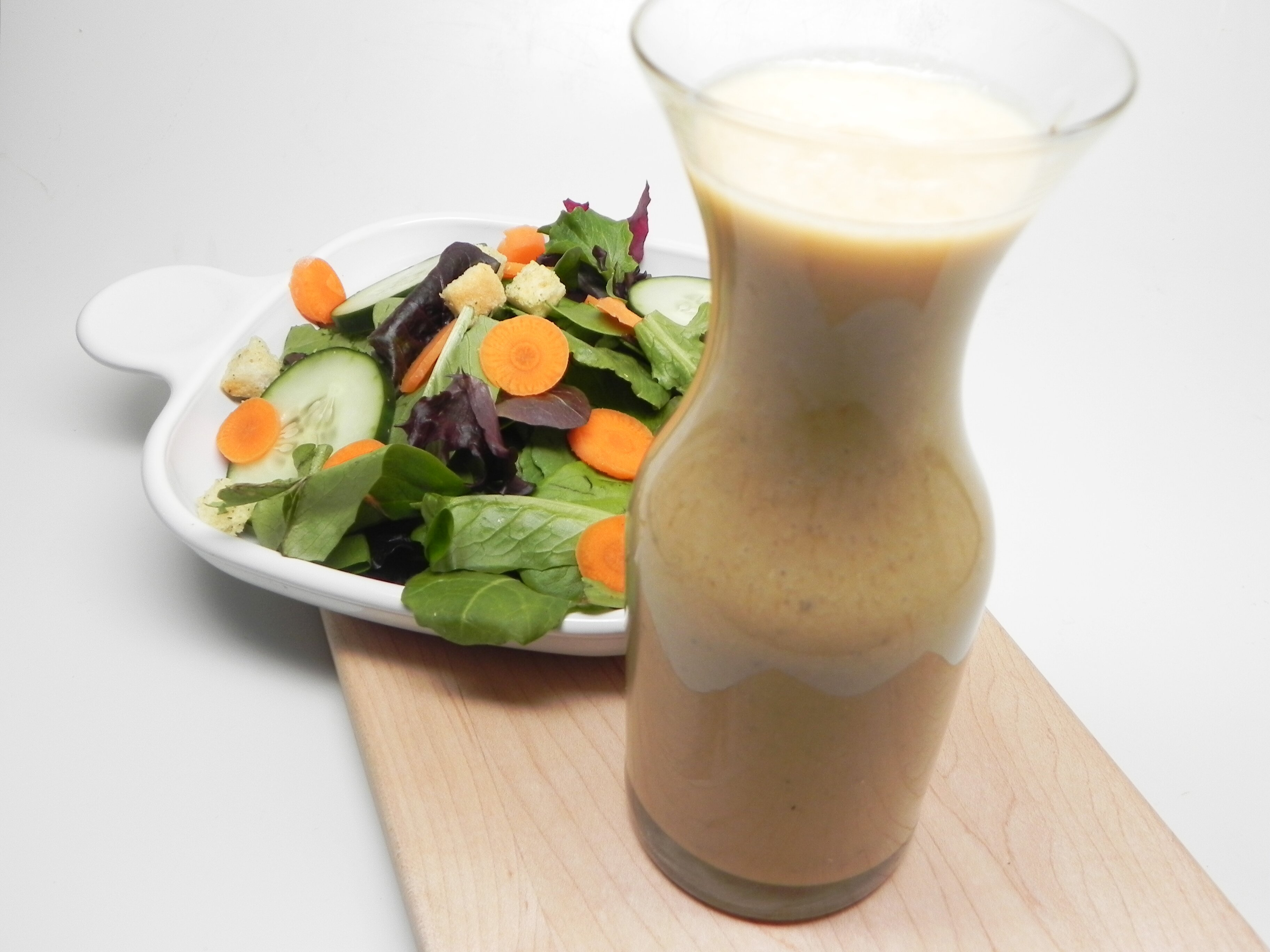 blue cheese salad dressing recipe