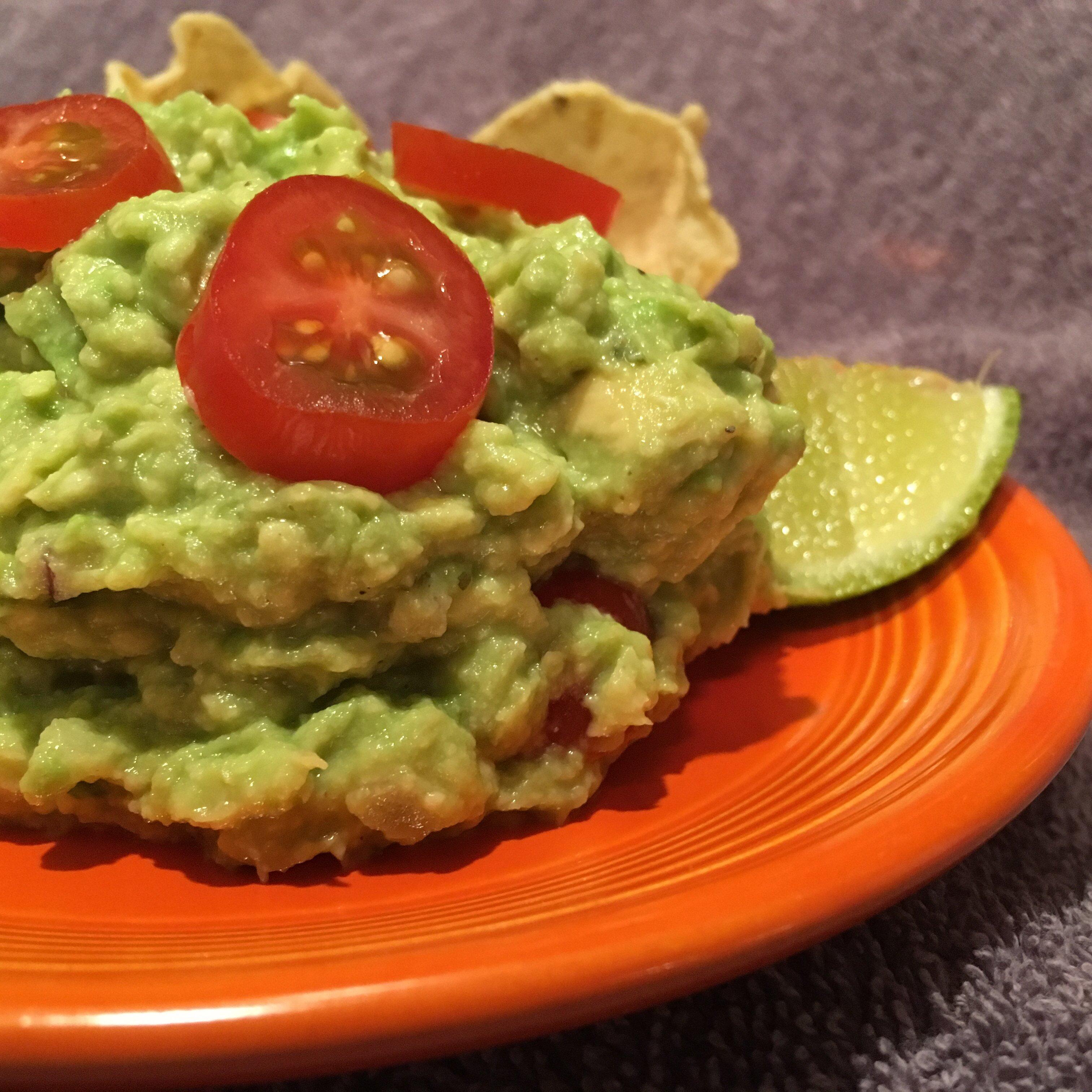 our favorite most amazing guacamole recipe