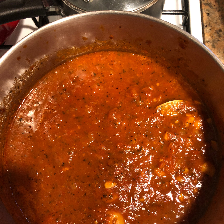 fra diavolo sauce with linguine recipe