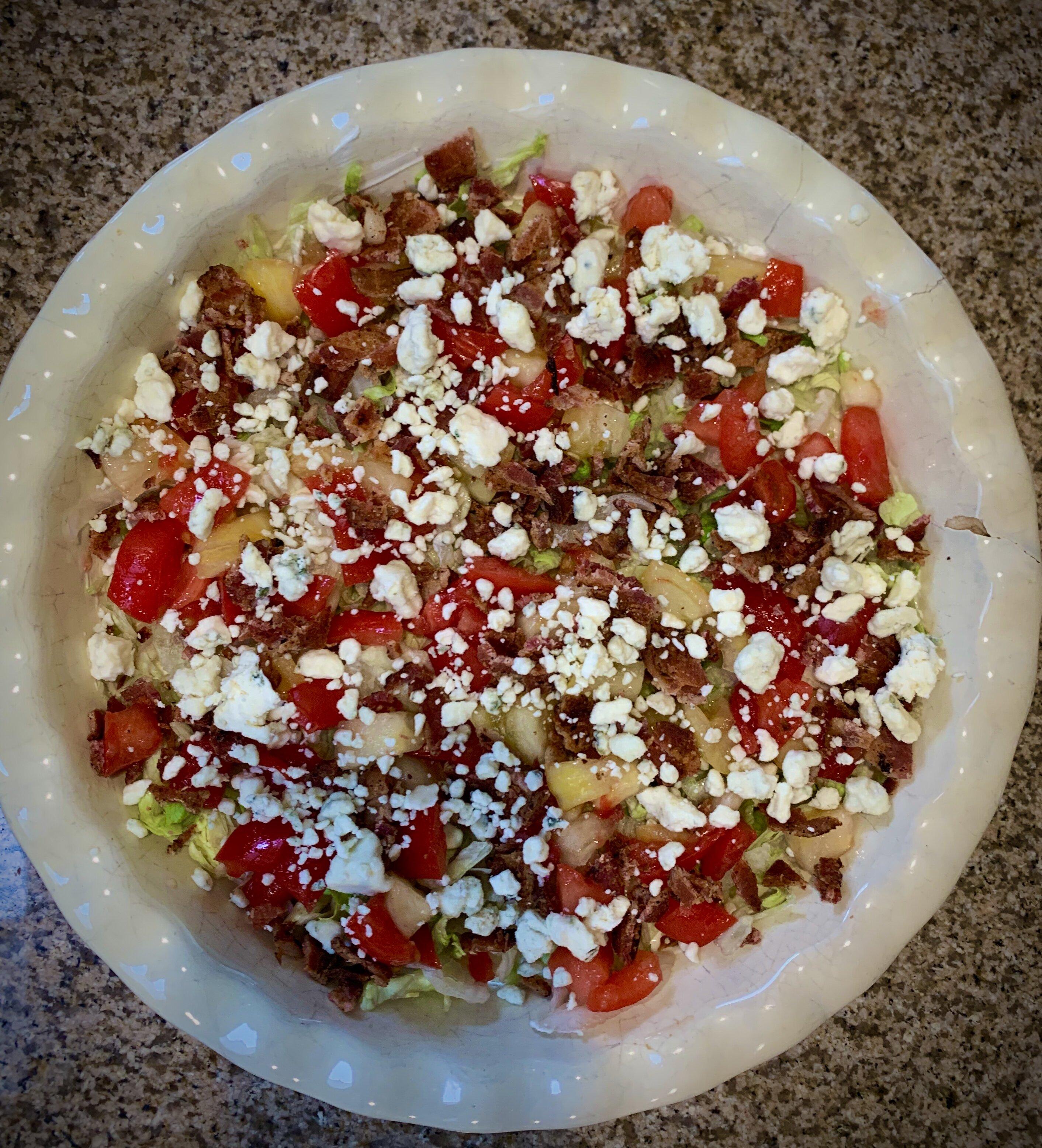 wedge salad dip recipe