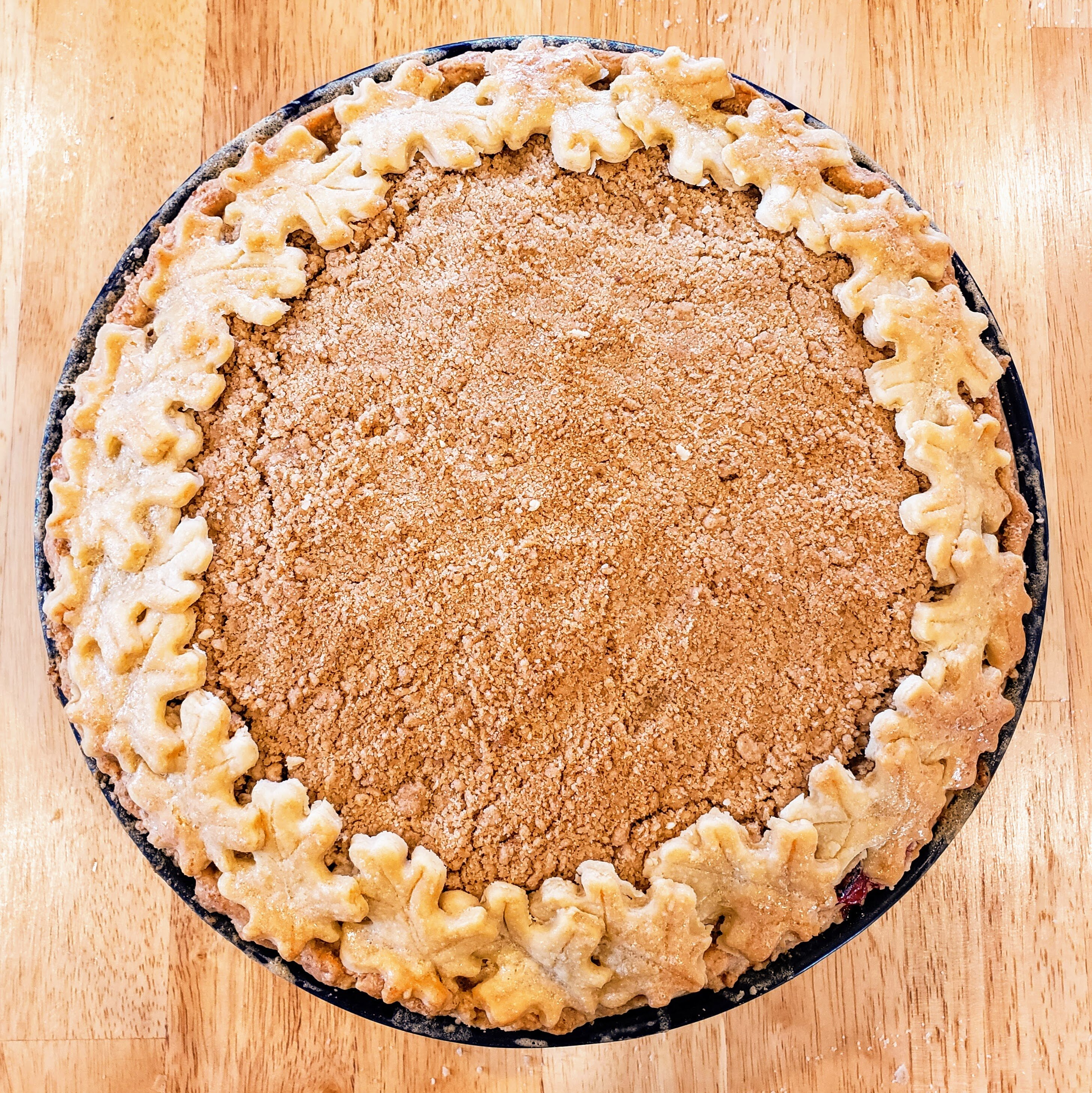 cranberry apple pie i recipe