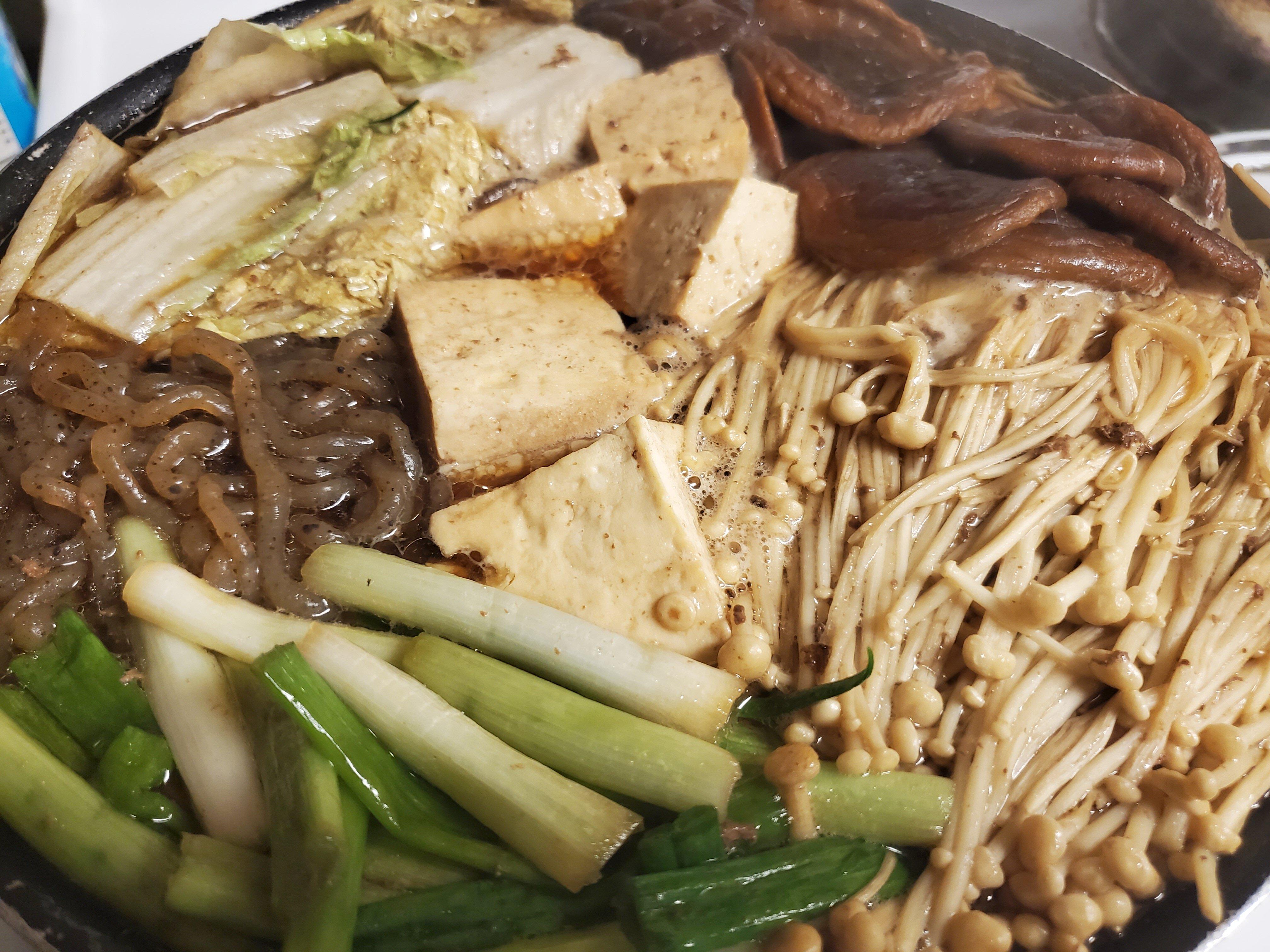 traditional beef sukiyaki recipe