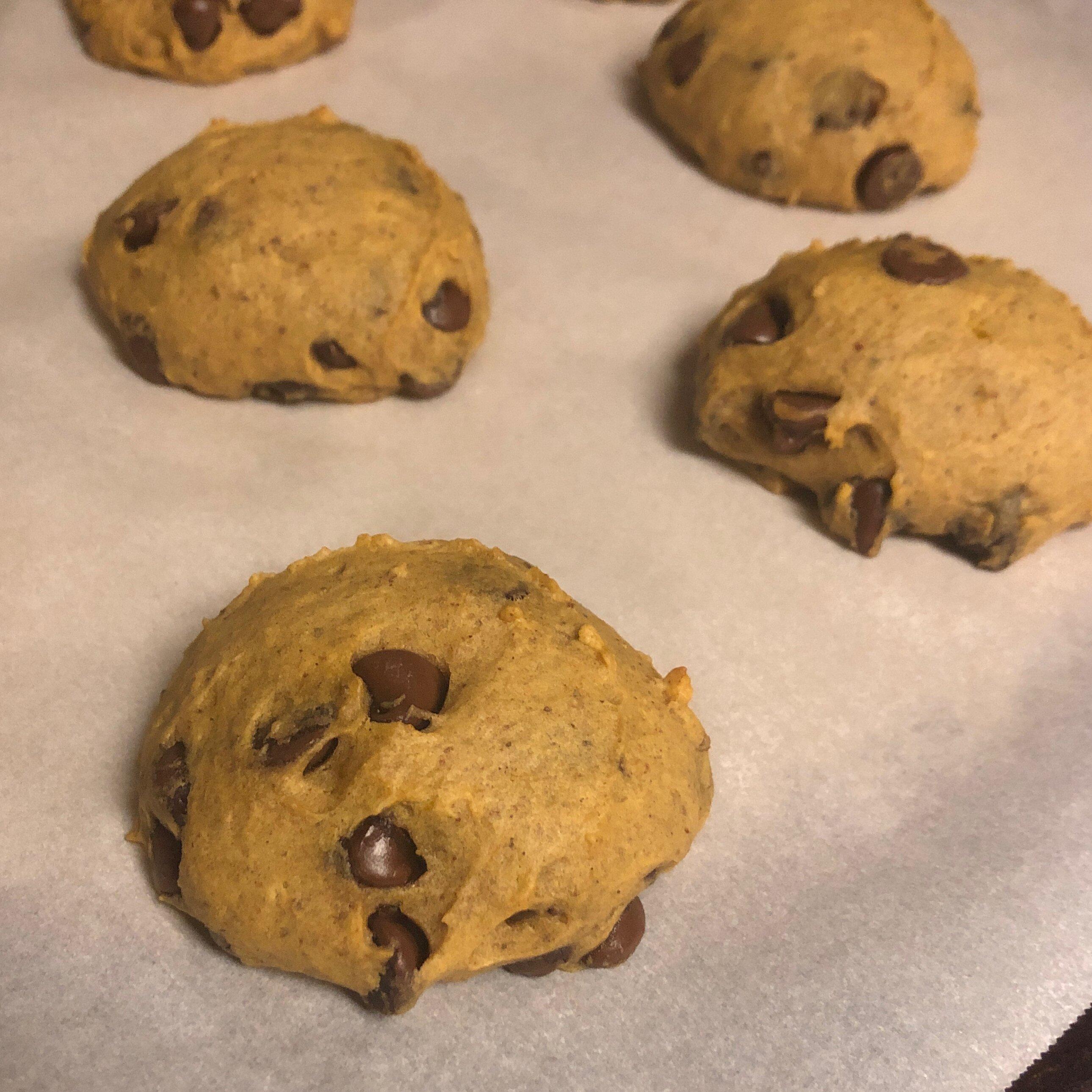 butternut squash cookies recipe