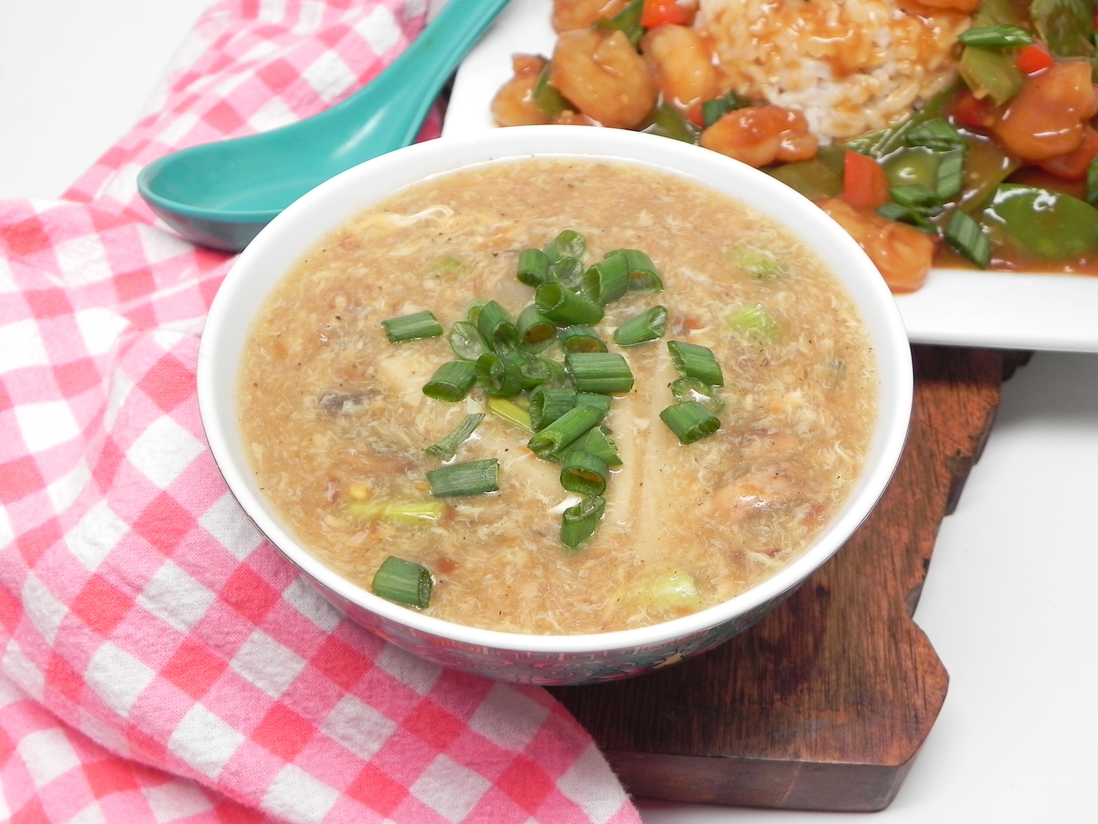 homemade hot and sour soup recipe