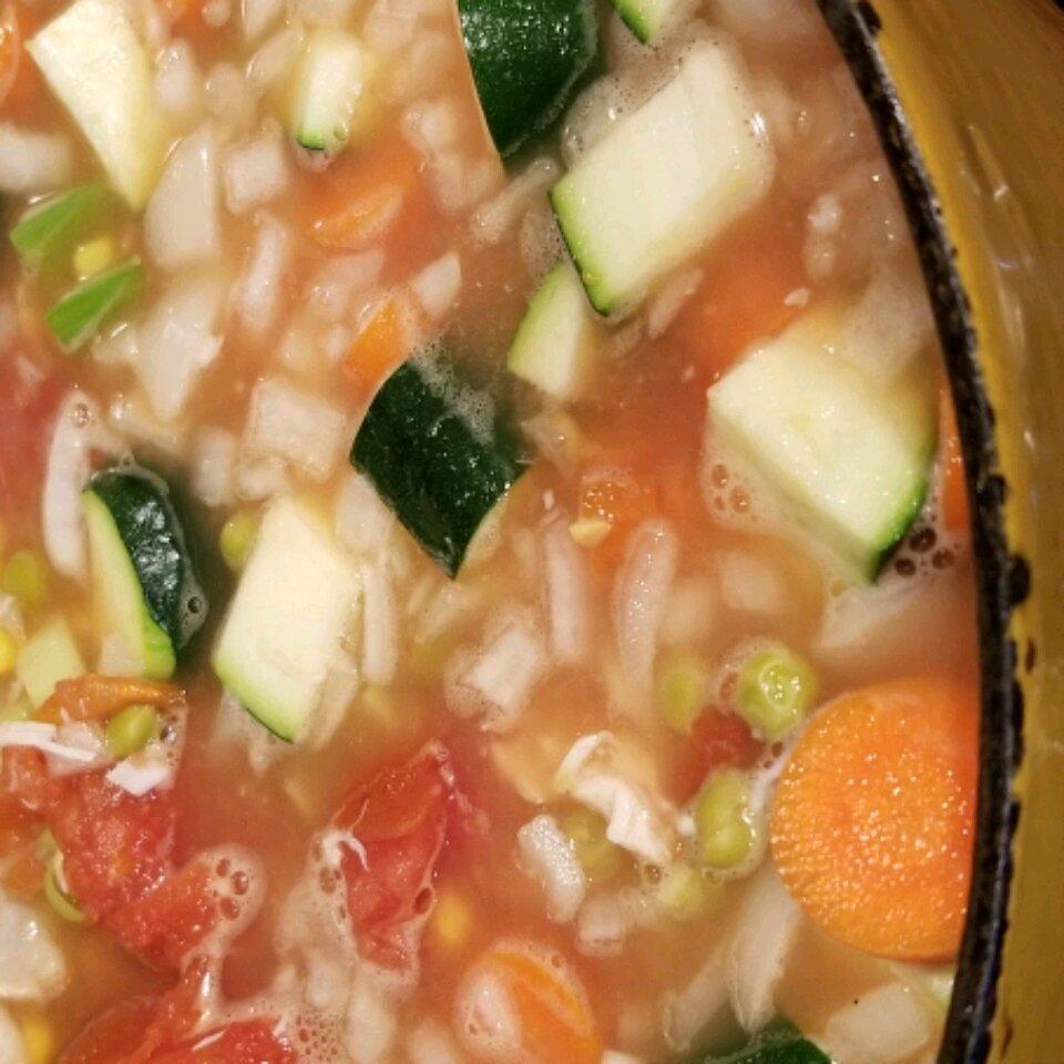 harvested chicken stew recipe