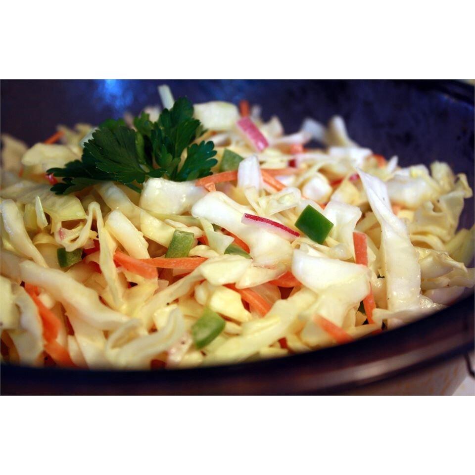 cabbage salad ii recipe