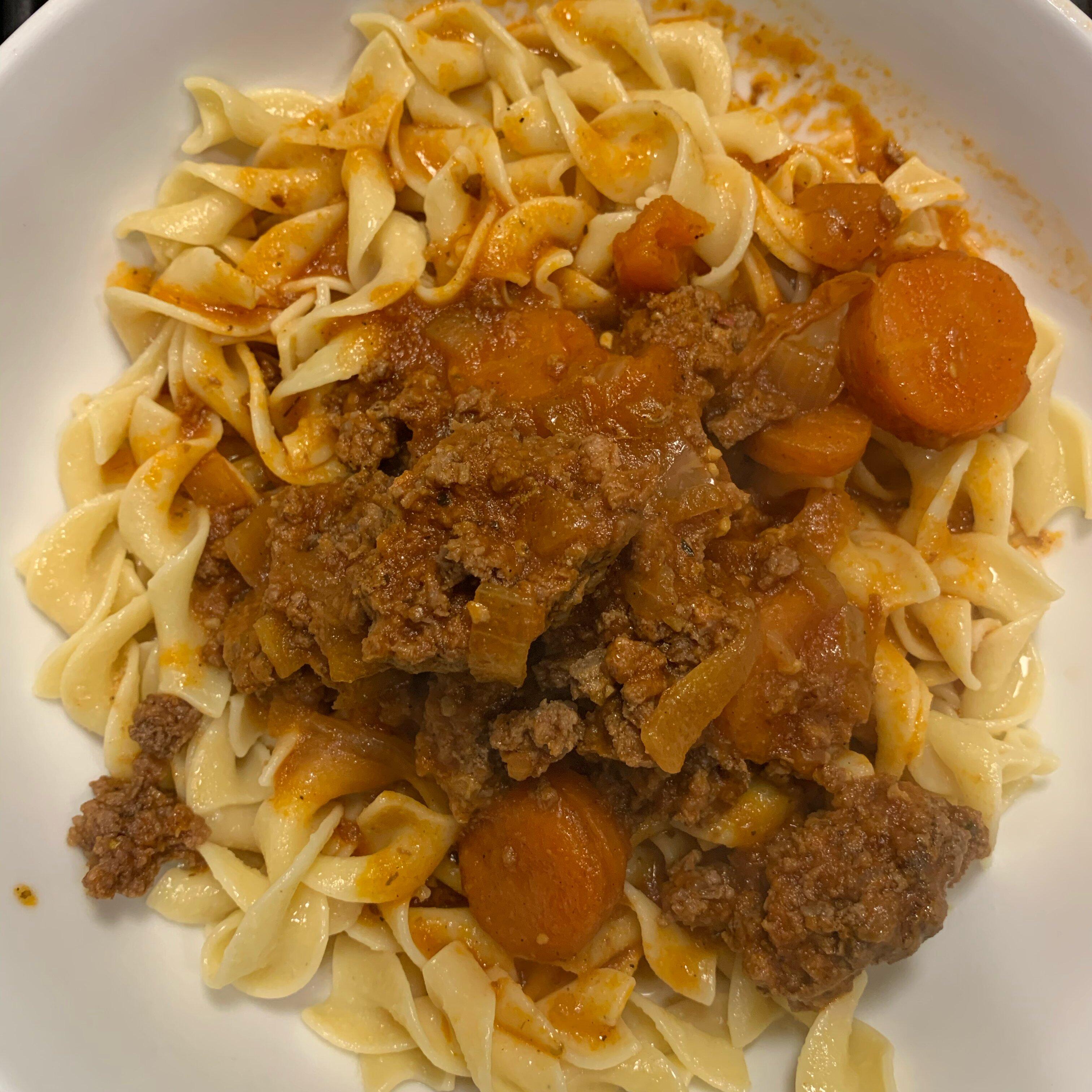 electric pressure cooker venison ragout recipe
