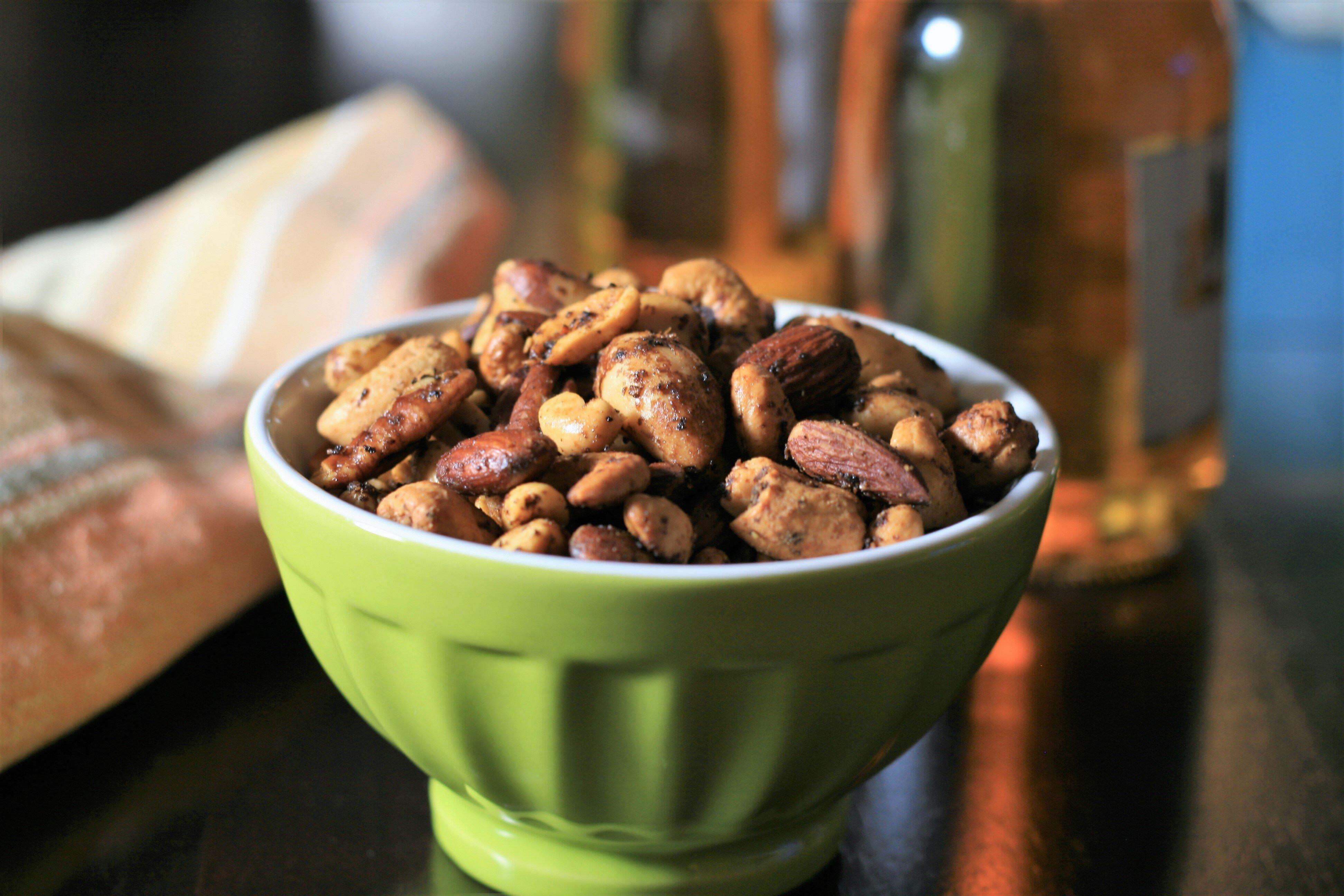 tajin roasted nuts recipe