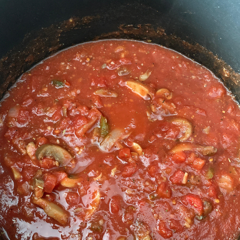 tasty spaghetti sauce recipe