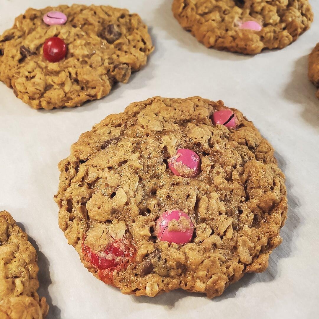 monster cookies ii recipe